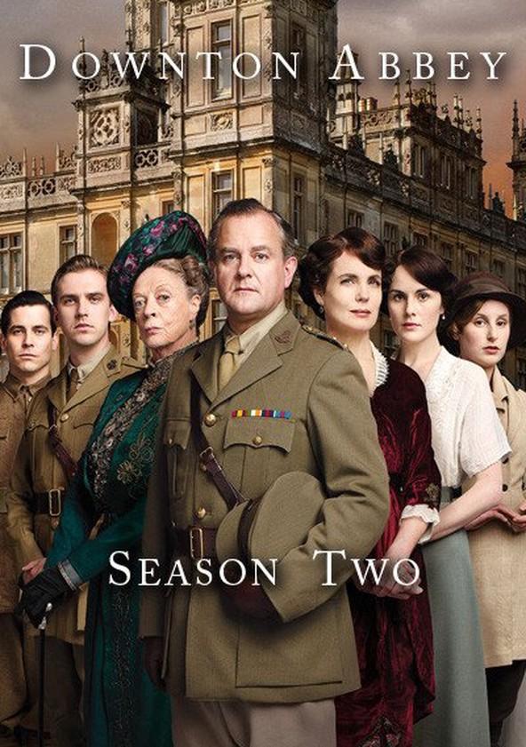 Tu Viện Downton Phần 2