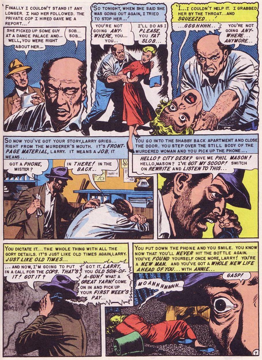 Read online Shock SuspenStories comic -  Issue #12 - 8