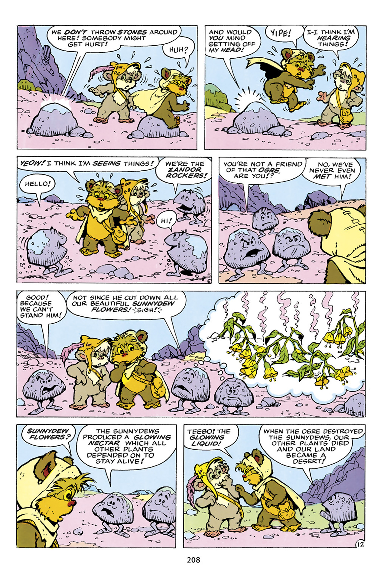 Read online Star Wars Omnibus comic -  Issue # Vol. 23 - 207