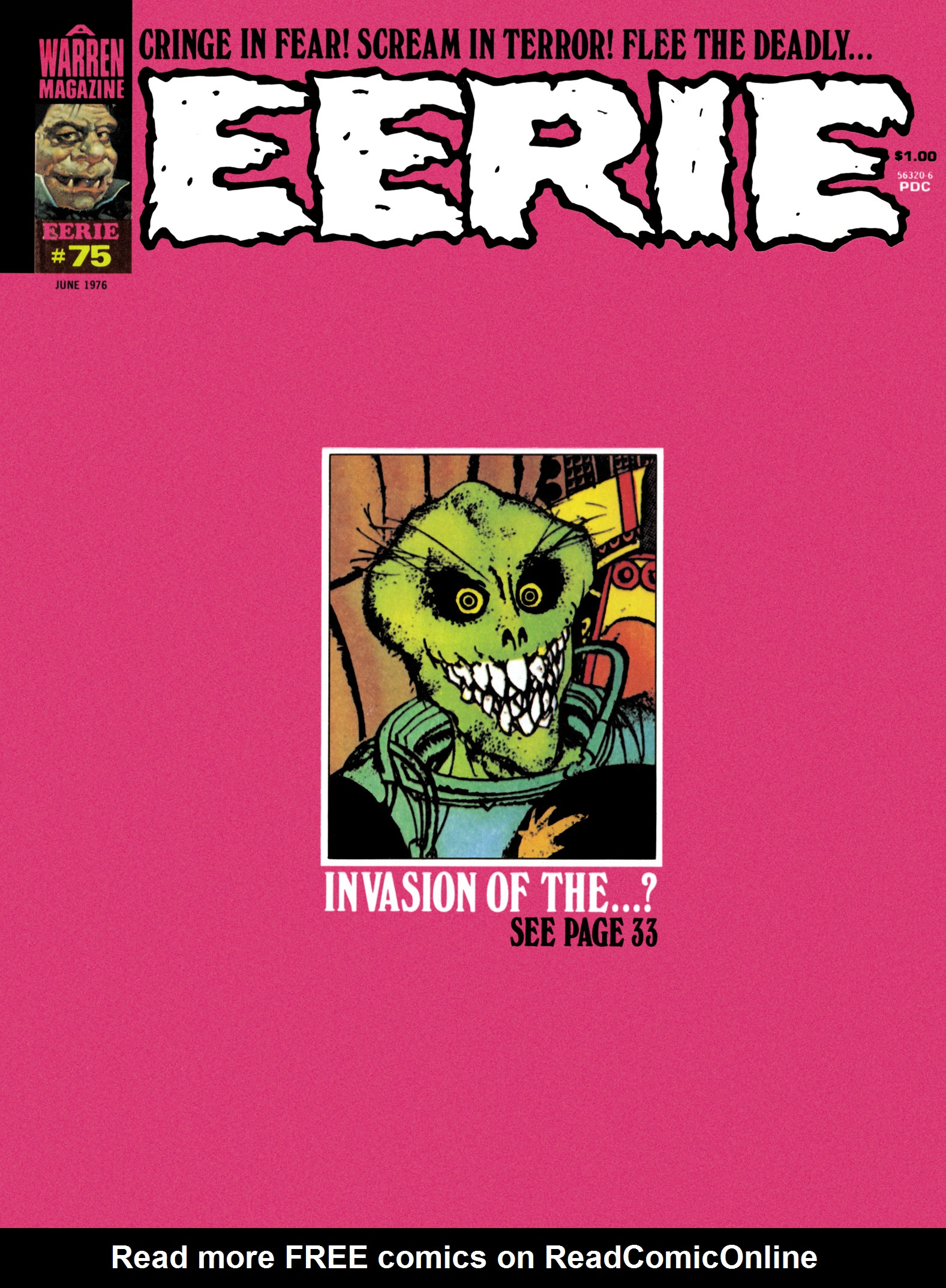 Read online Eerie Archives comic -  Issue # TPB 16 - 8