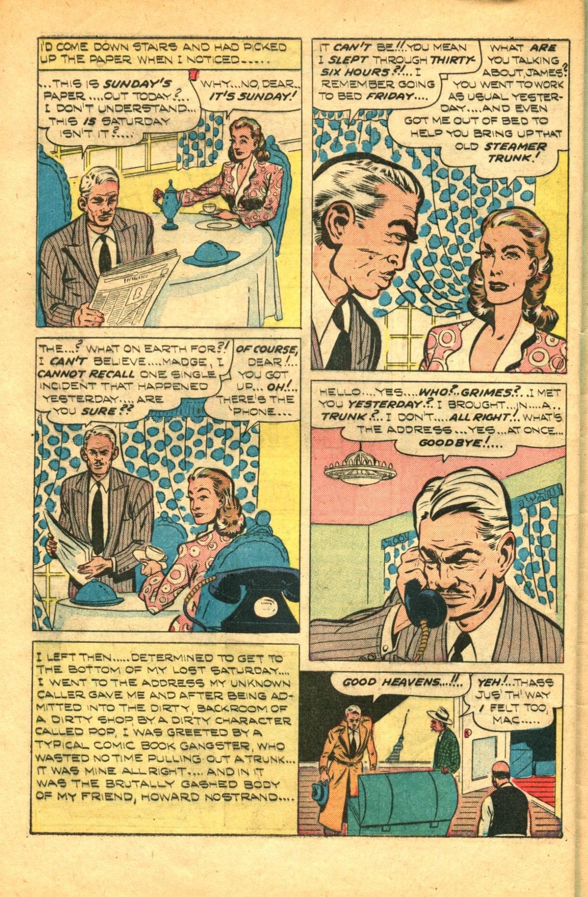 Read online Shadow Comics comic -  Issue #91 - 40