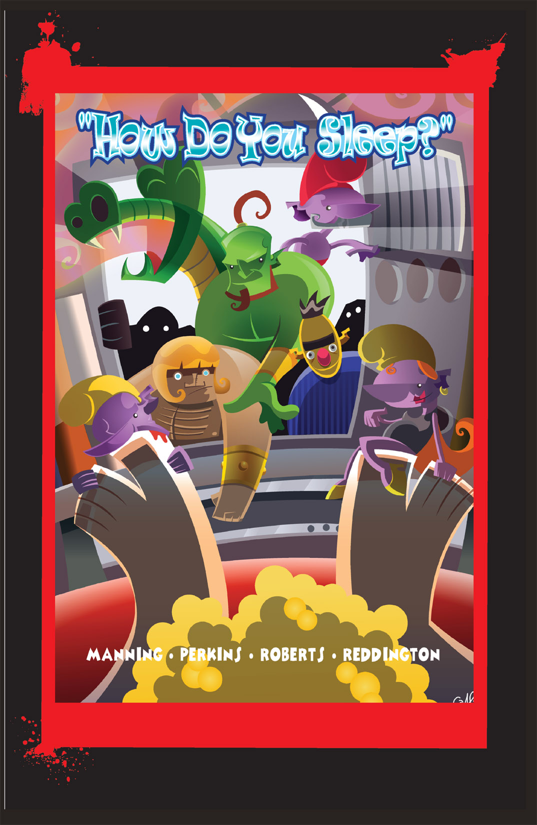 Read online Nightmare World comic -  Issue # Vol. 2 Leave the Light On - 17