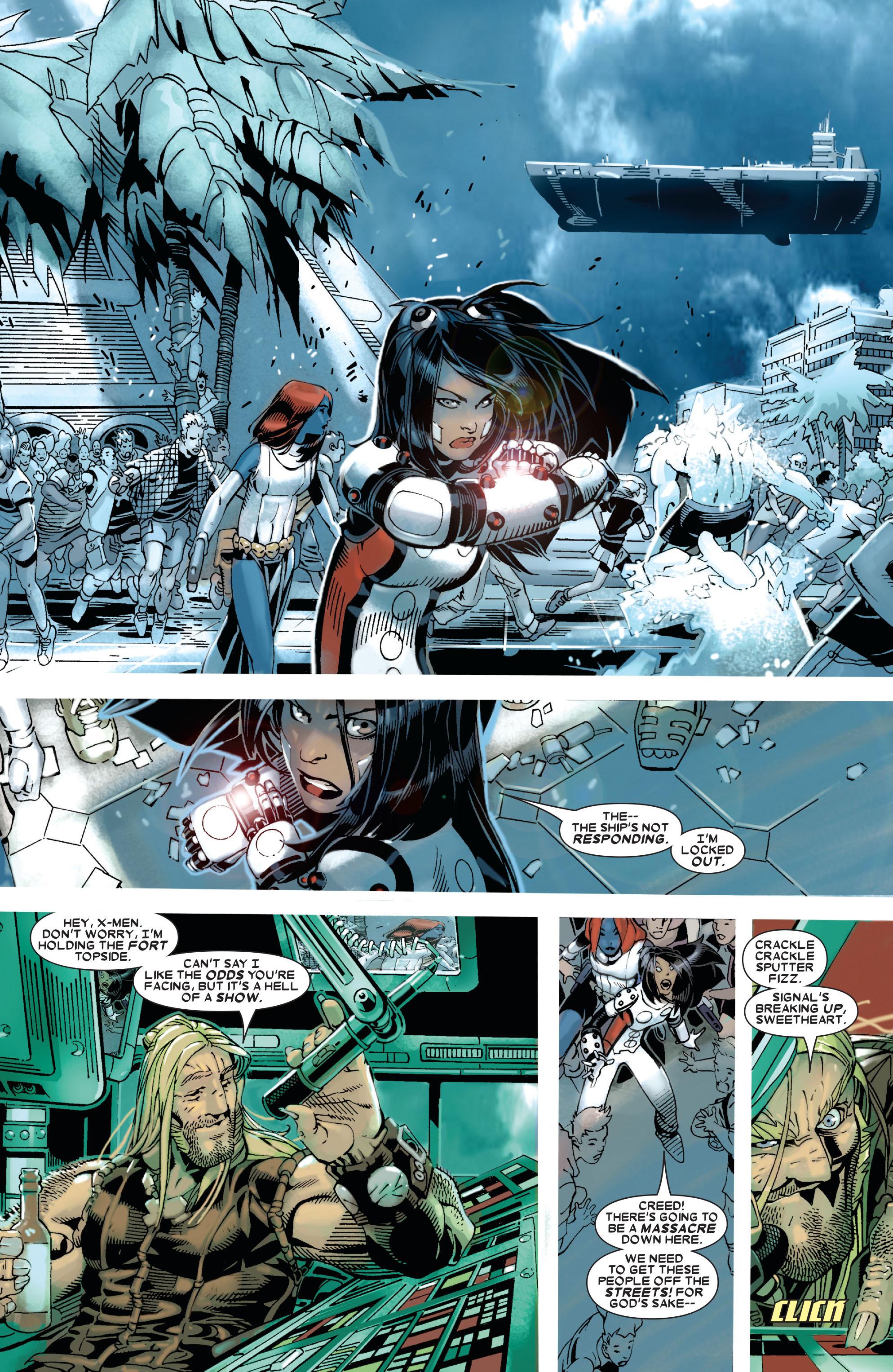 X-Men (1991) 198 Page 21