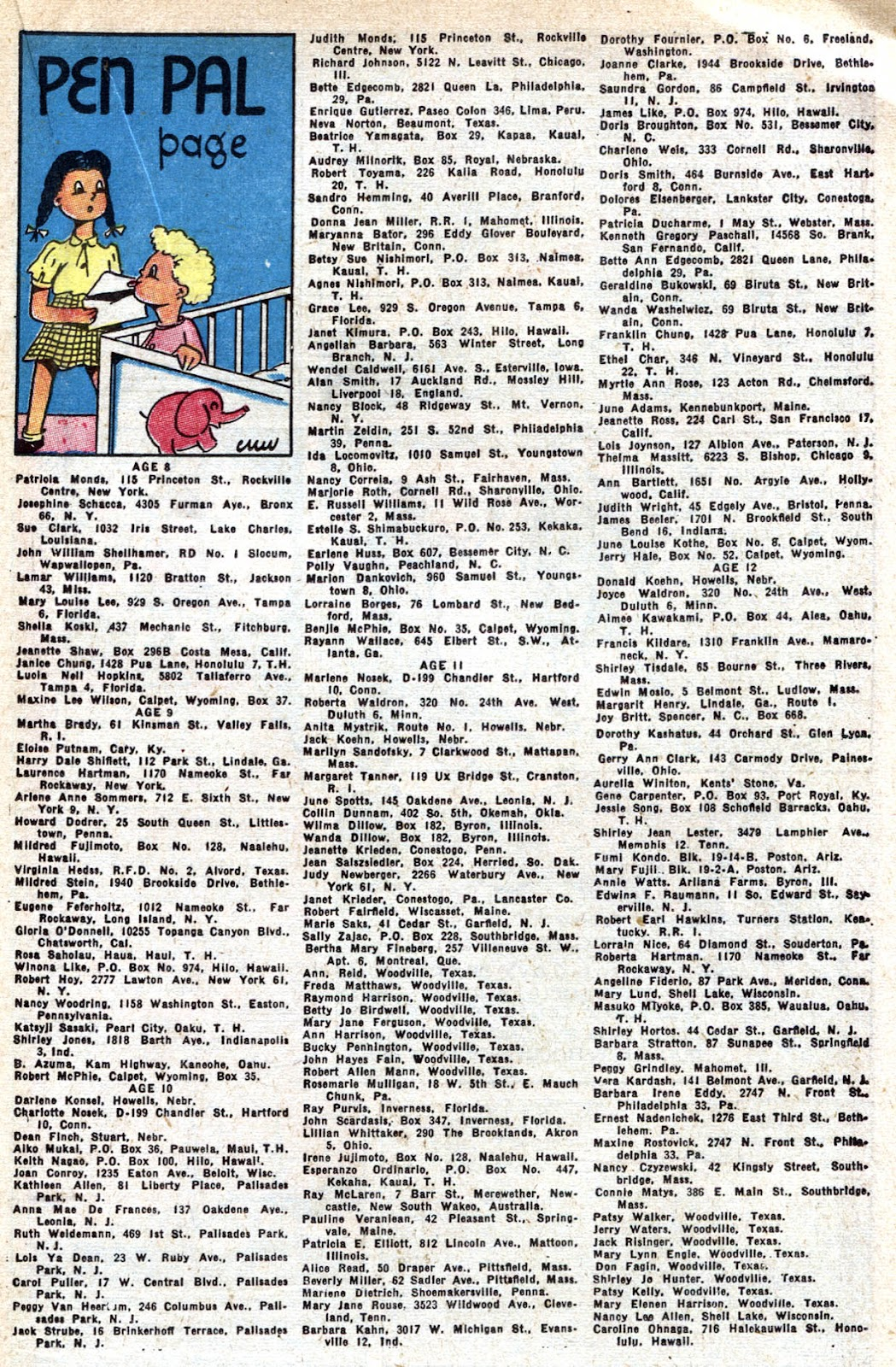 Read online Famous Funnies comic -  Issue #128 - 27