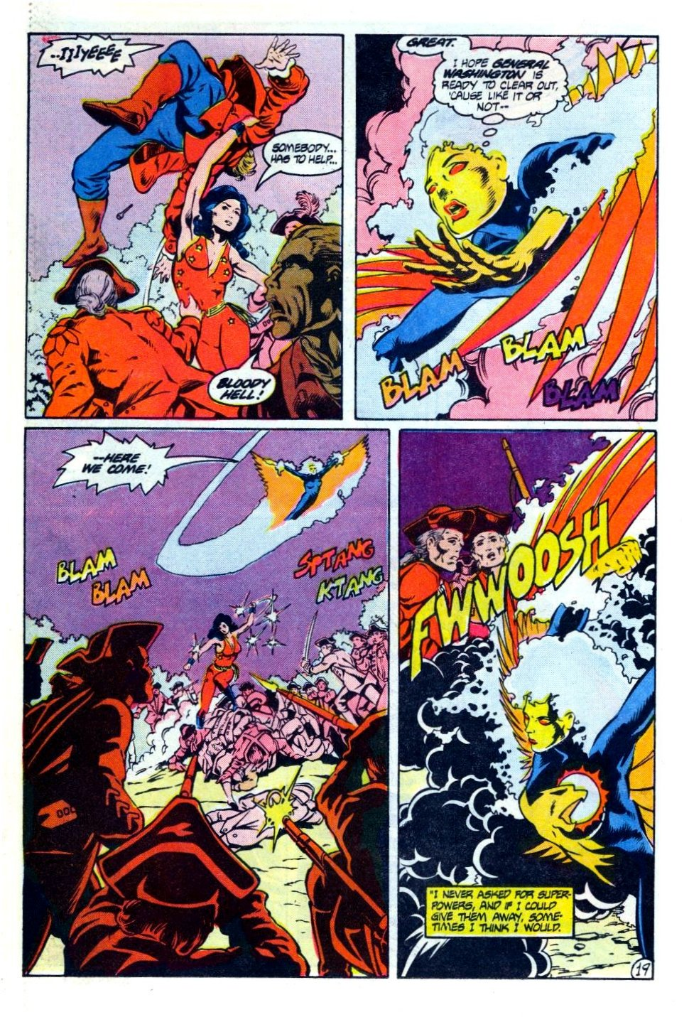 The Fury of Firestorm Issue #42 #46 - English 20