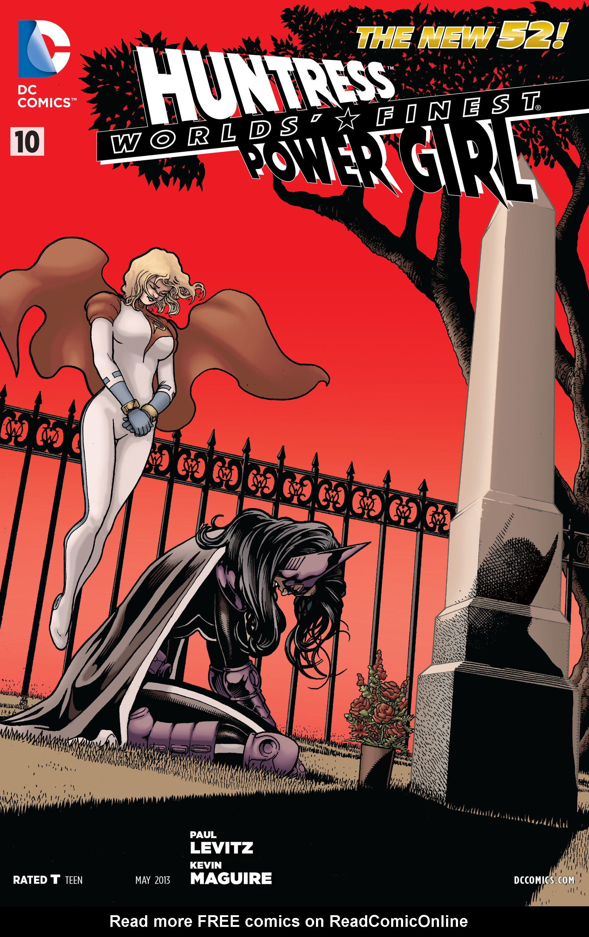 Read online Worlds' Finest comic -  Issue #10 - 1