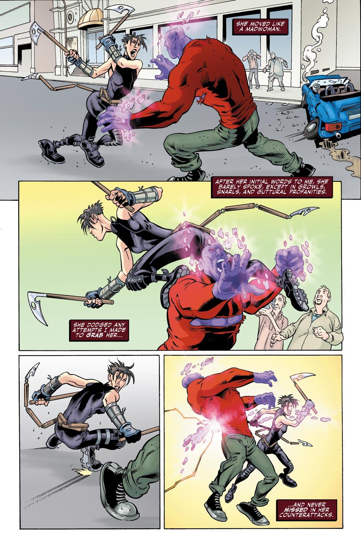 Read online Wonder Man (2007) comic -  Issue #1 - 15
