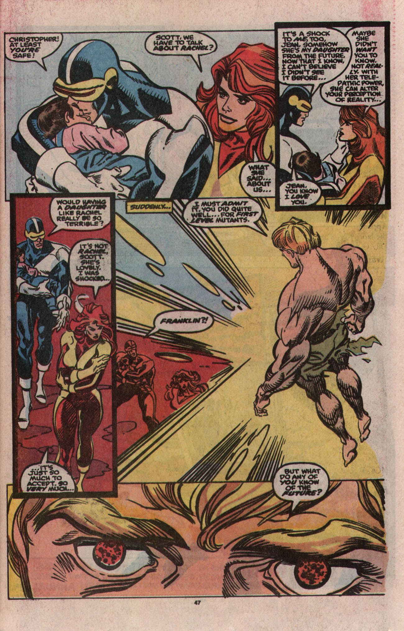 Read online X-Factor (1986) comic -  Issue # _ Annual 5 - 41