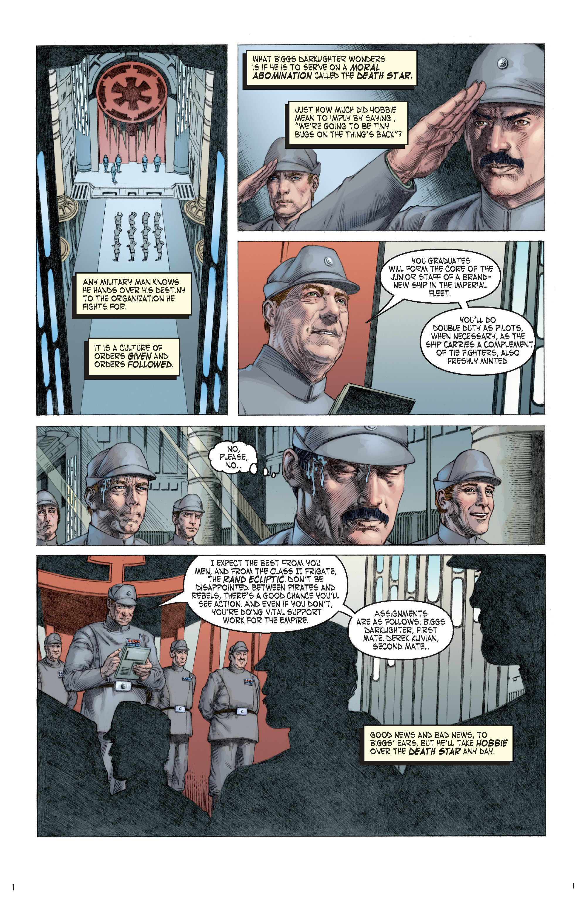 Read online Star Wars Omnibus comic -  Issue # Vol. 22 - 38