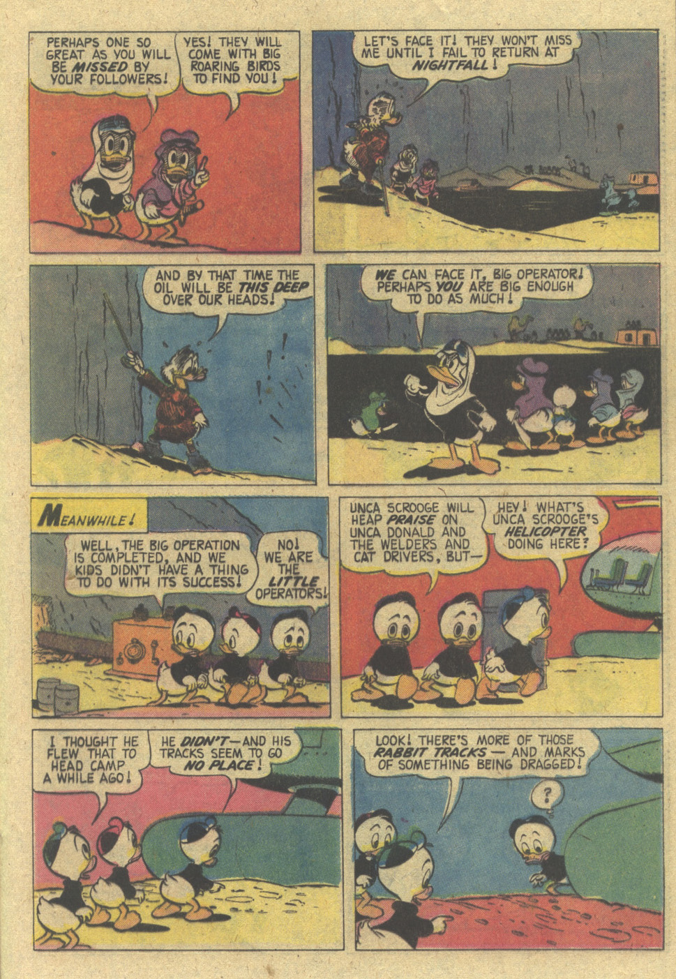 Read online Uncle Scrooge (1953) comic -  Issue #146 - 21