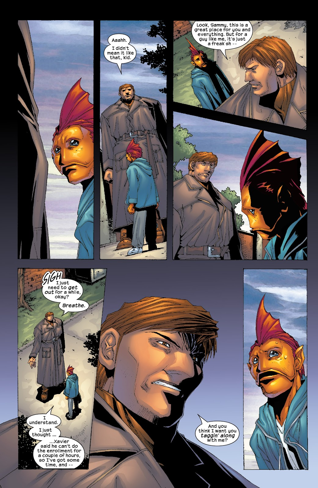 Read online X-Men: Unstoppable comic -  Issue # TPB (Part 2) - 52