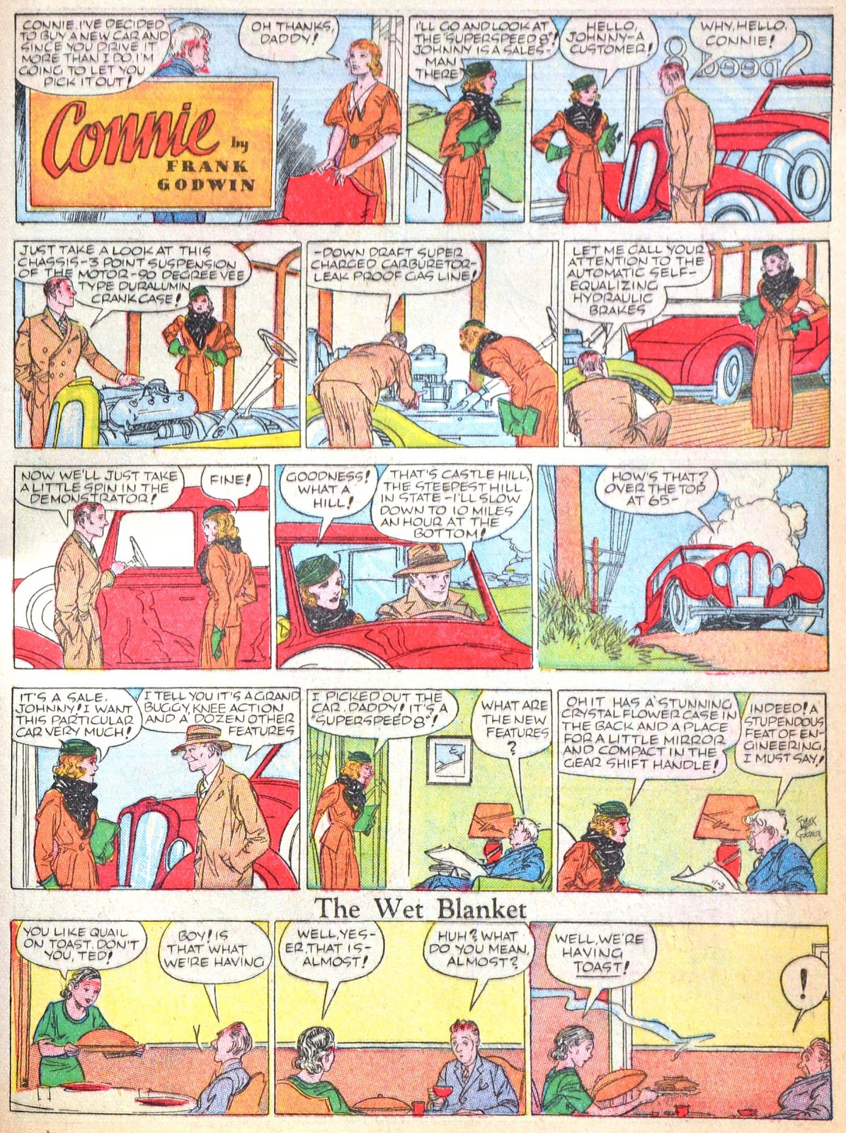 Read online Famous Funnies comic -  Issue #52 - 57