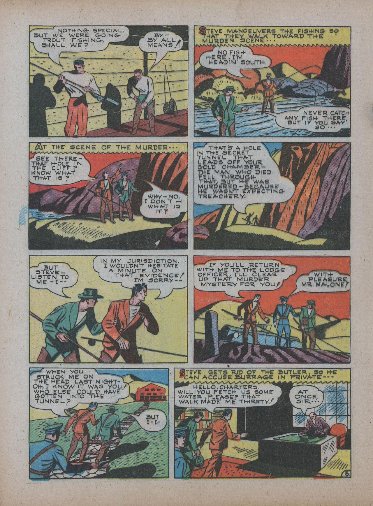 Read online Detective Comics (1937) comic -  Issue #48 - 48