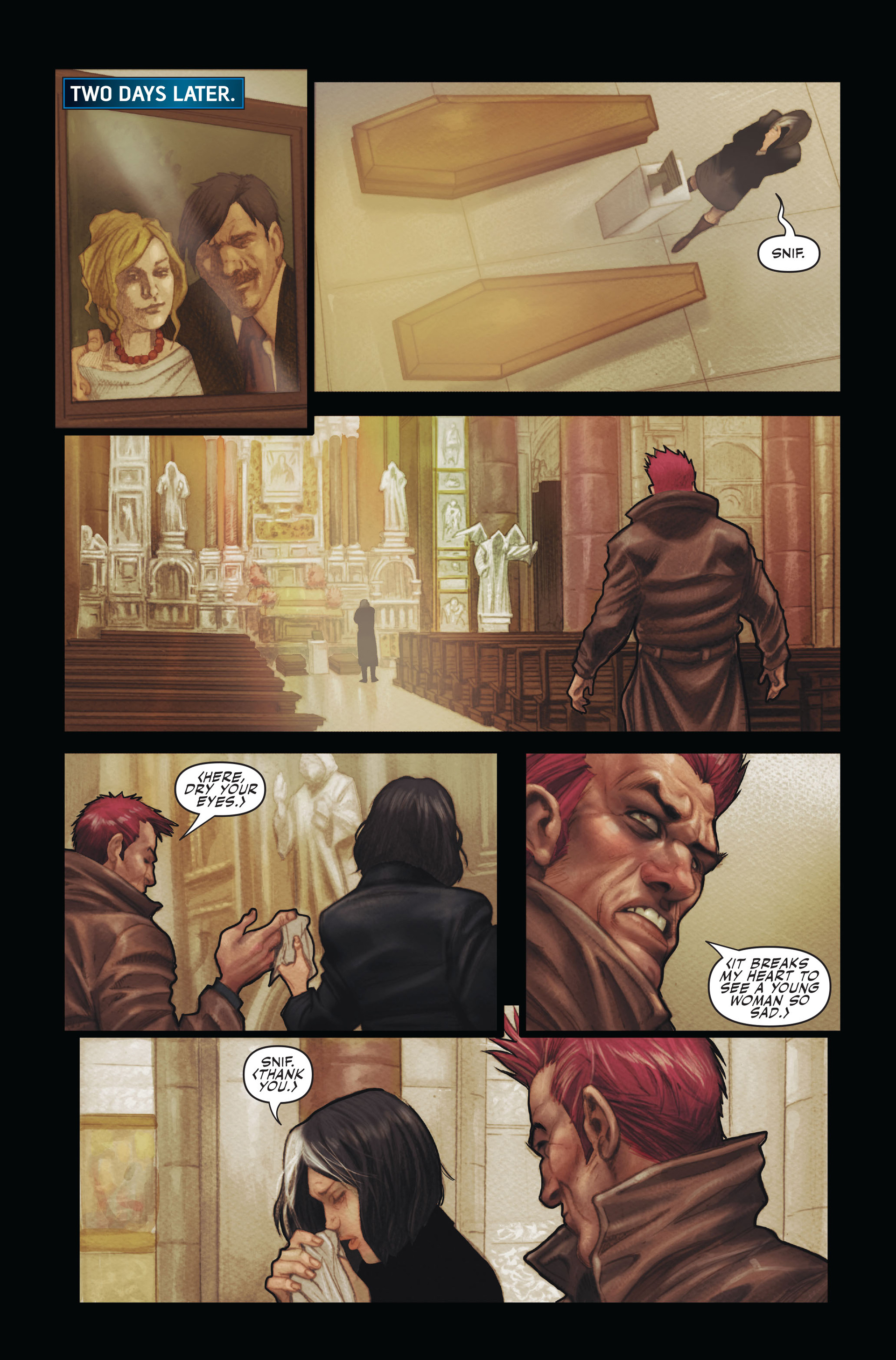 Read online Secret Warriors comic -  Issue #14 - 12
