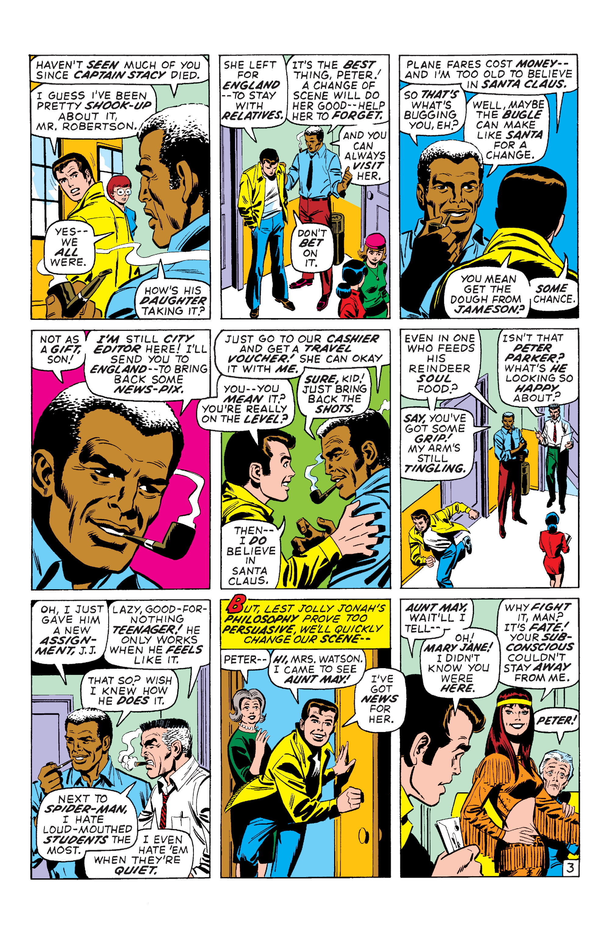 The Amazing Spider-Man (1963) 95 Page 3