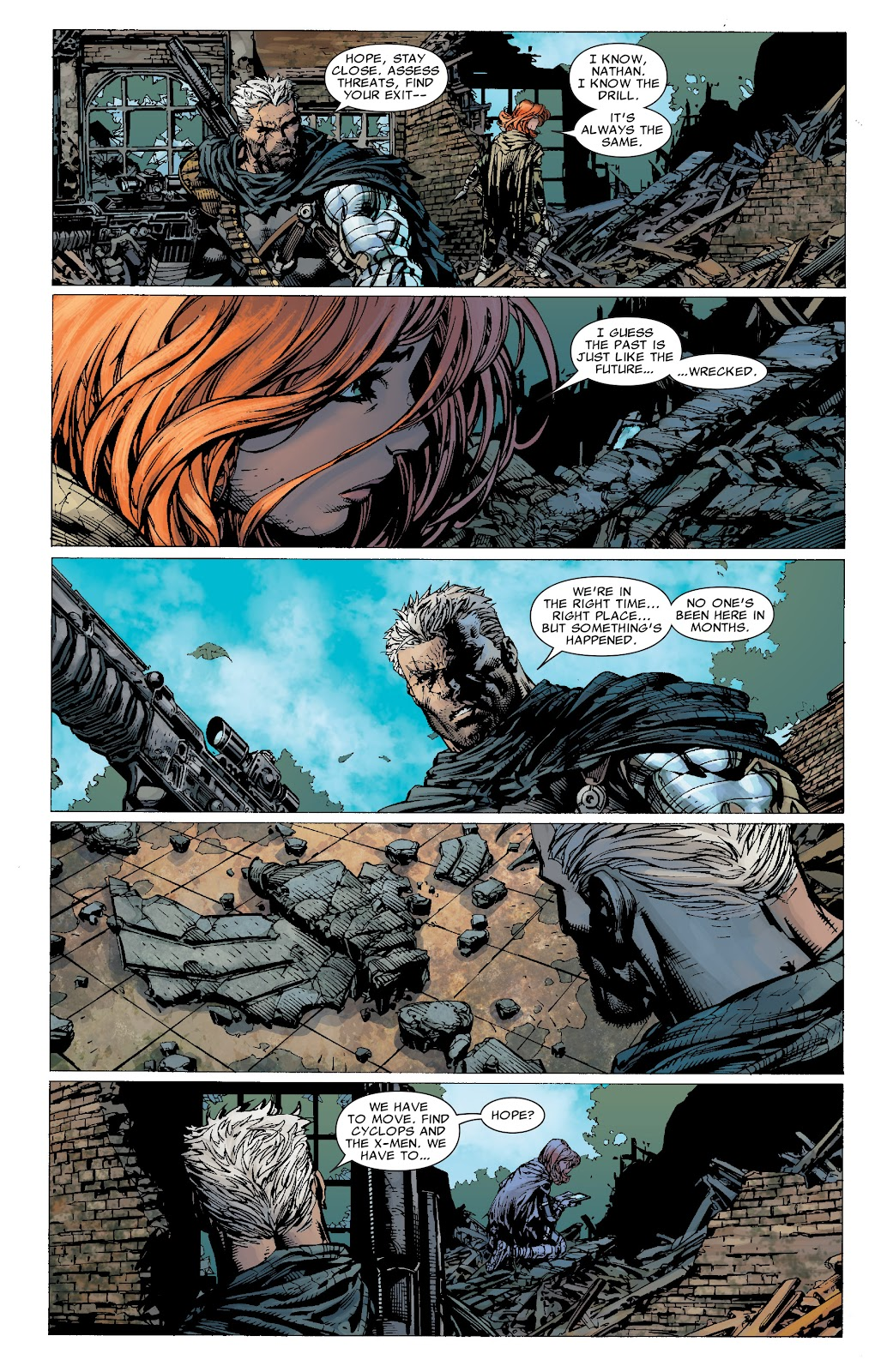 Read online X-Men: Second Coming comic -  Issue # _TPB (Part 1) - 17