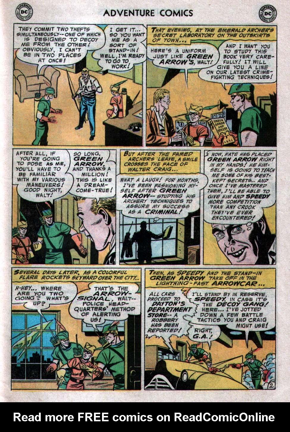 Read online Adventure Comics (1938) comic -  Issue #223 - 29