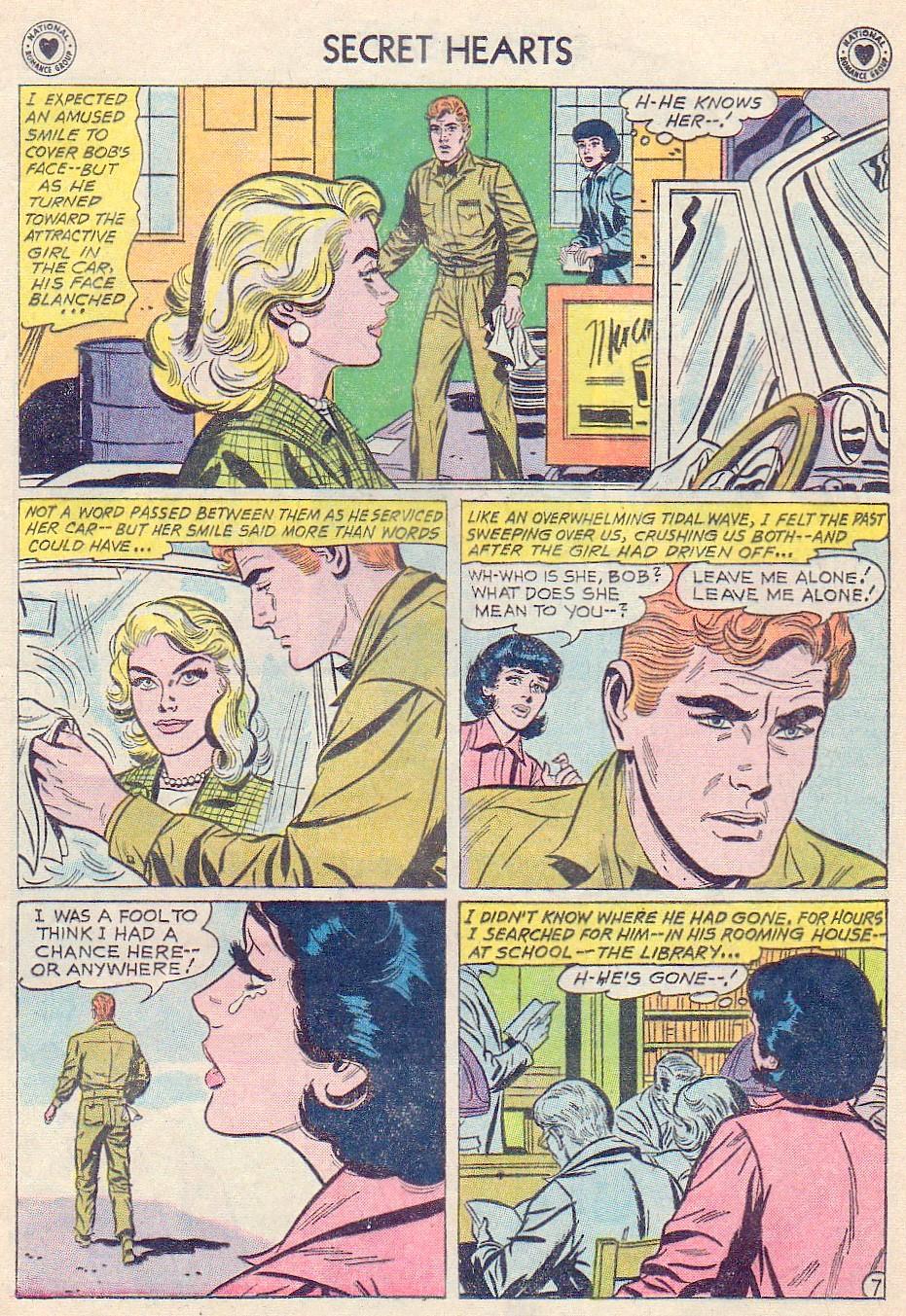 Read online Secret Hearts comic -  Issue #72 - 9