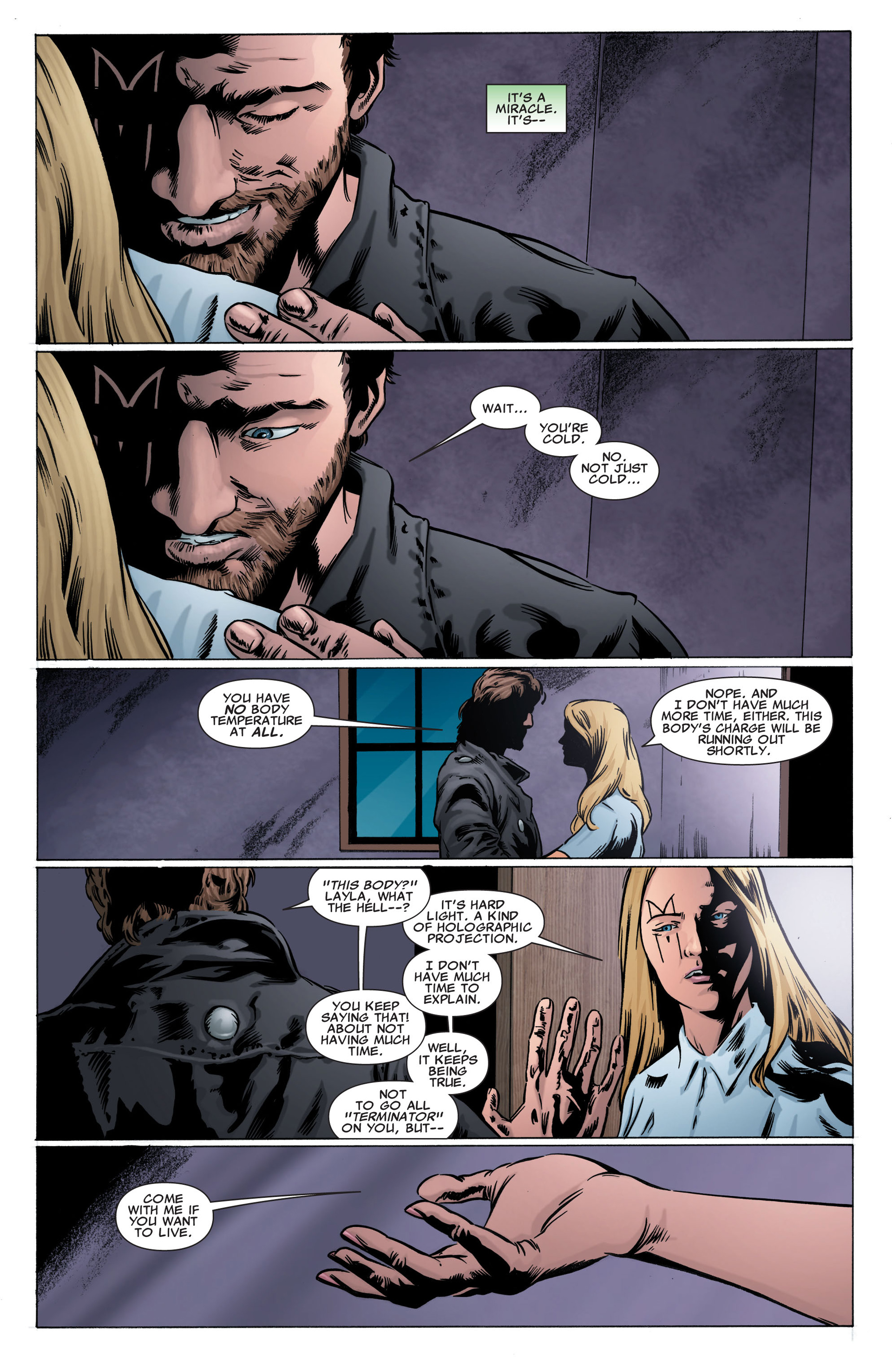 Read online X-Factor (2006) comic -  Issue #41 - 5