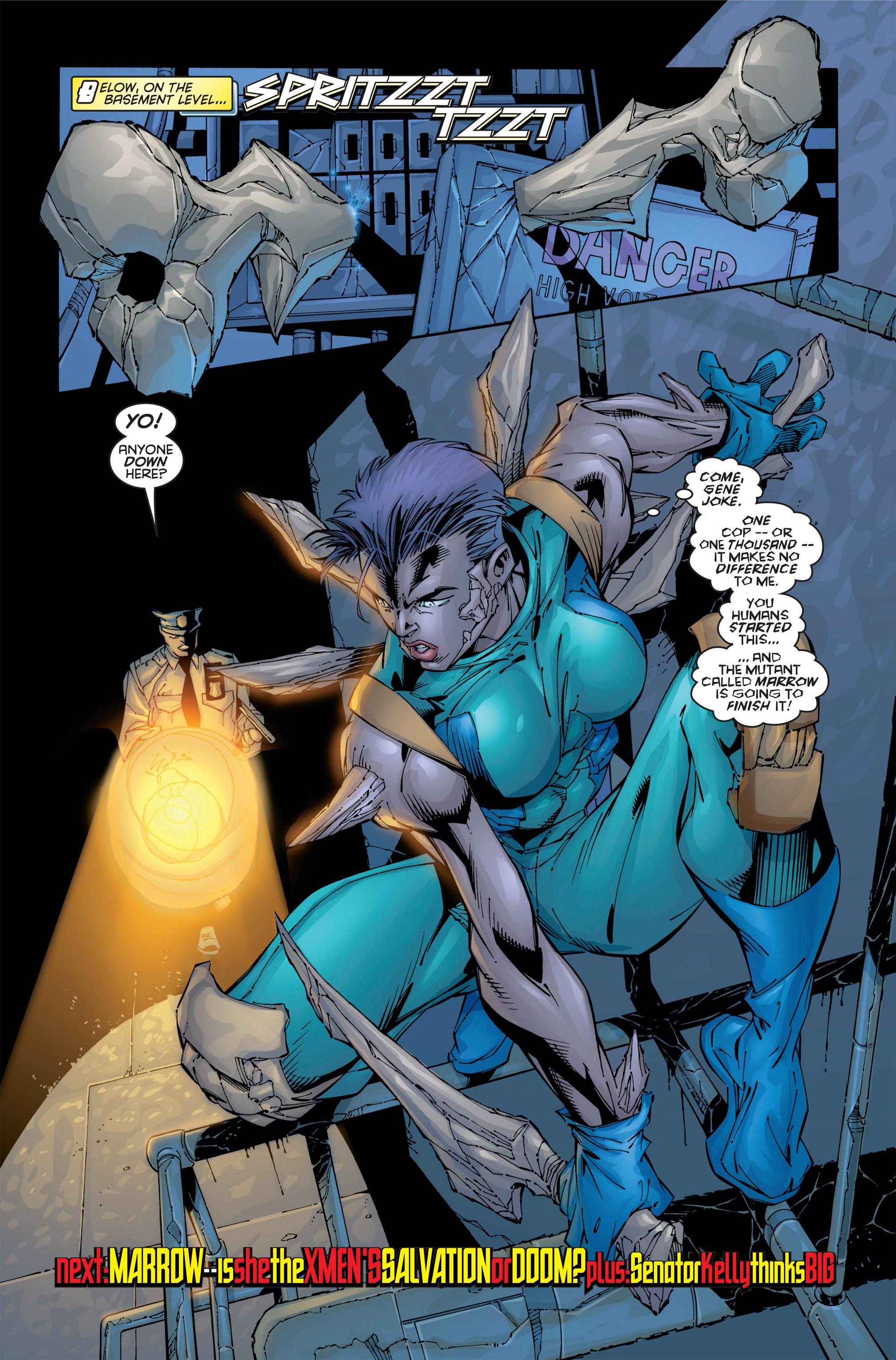 X-Men (1991) 67 Page 23