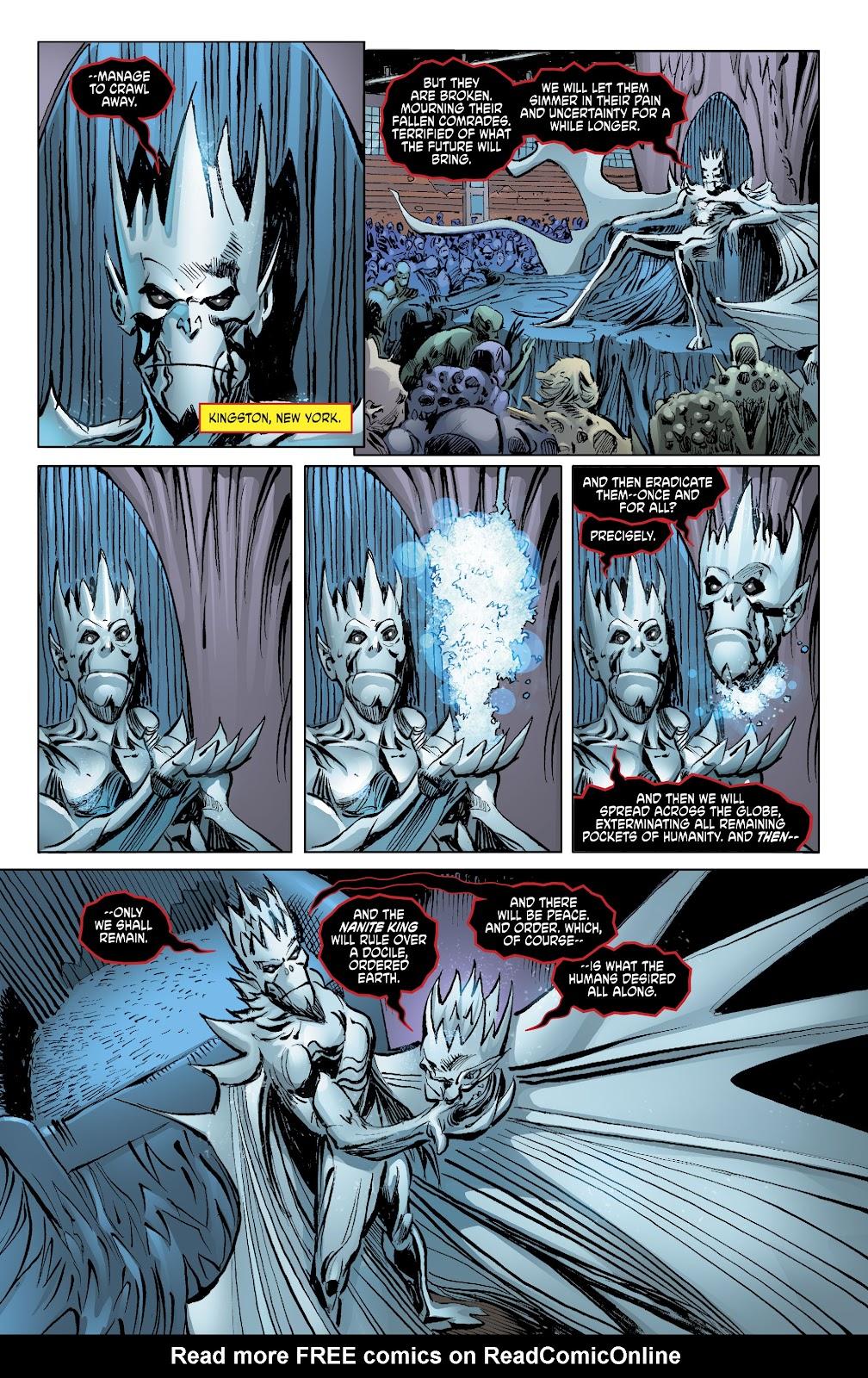 Read online Scooby Apocalypse comic -  Issue #35 - 14