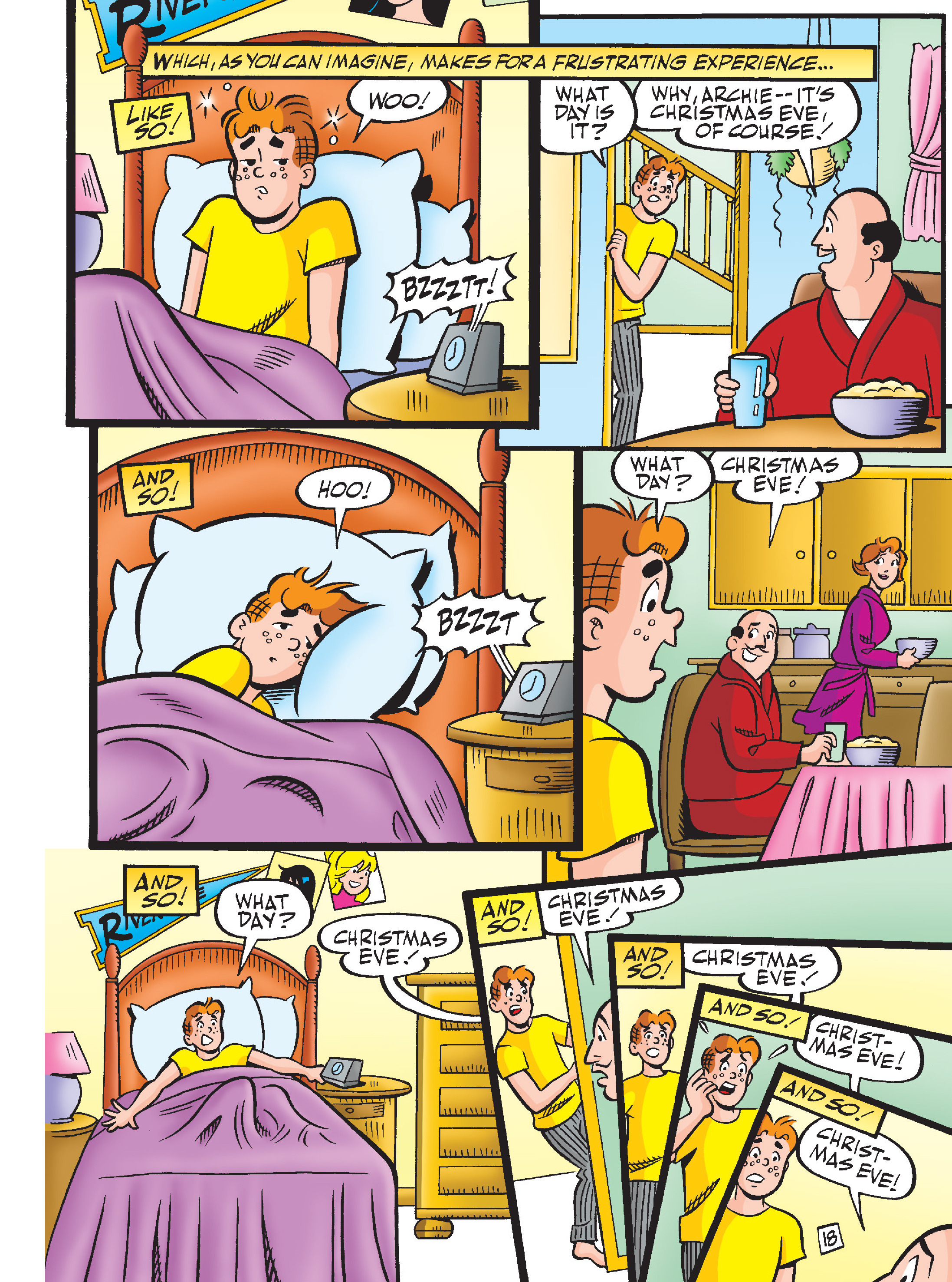 Read online Archie's Funhouse Double Digest comic -  Issue #23 - 52