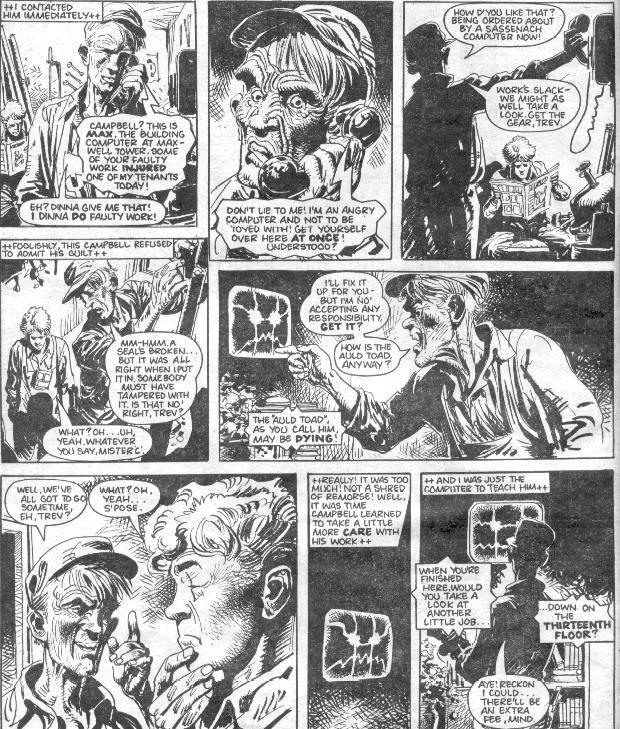 Read online The Thirteenth Floor (2007) comic -  Issue # Full - 38