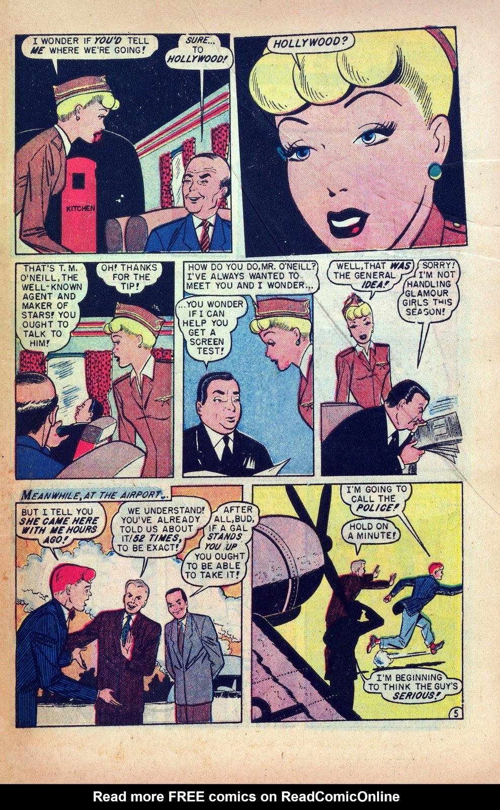 Read online Joker Comics comic -  Issue #34 - 29