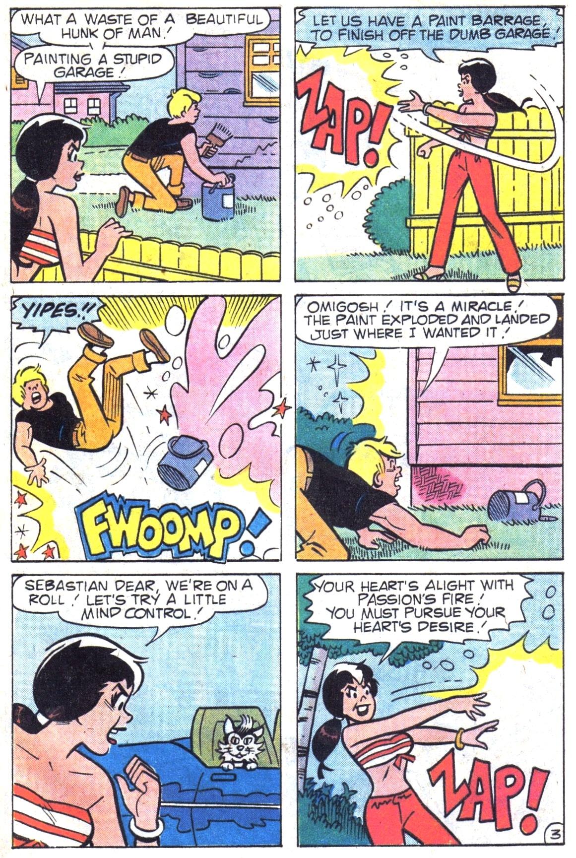 Read online She's Josie comic -  Issue #104 - 5