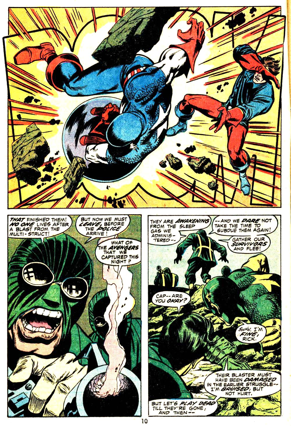 The Avengers (1963) 106 Page 7