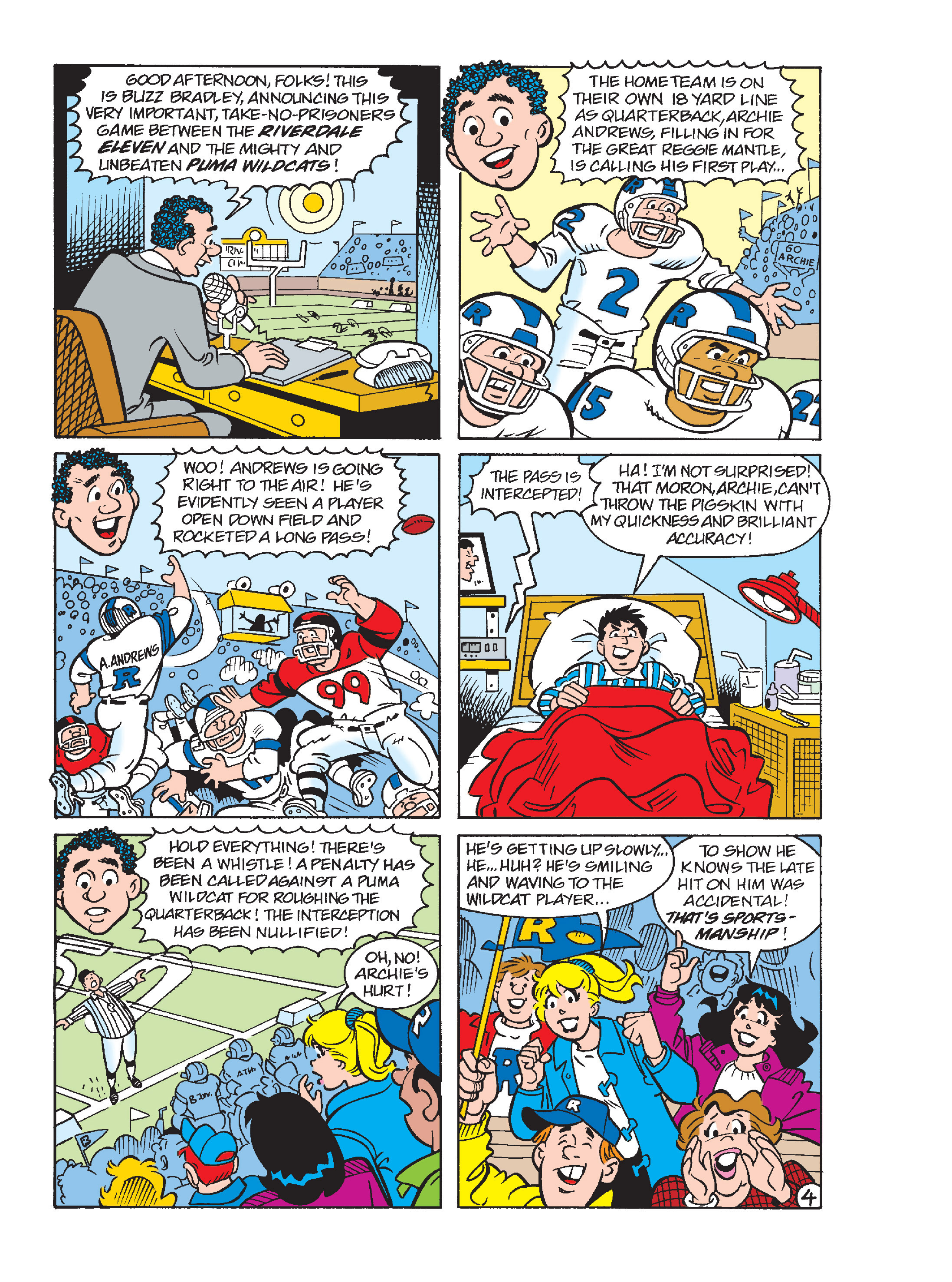 Read online World of Archie Double Digest comic -  Issue #55 - 193