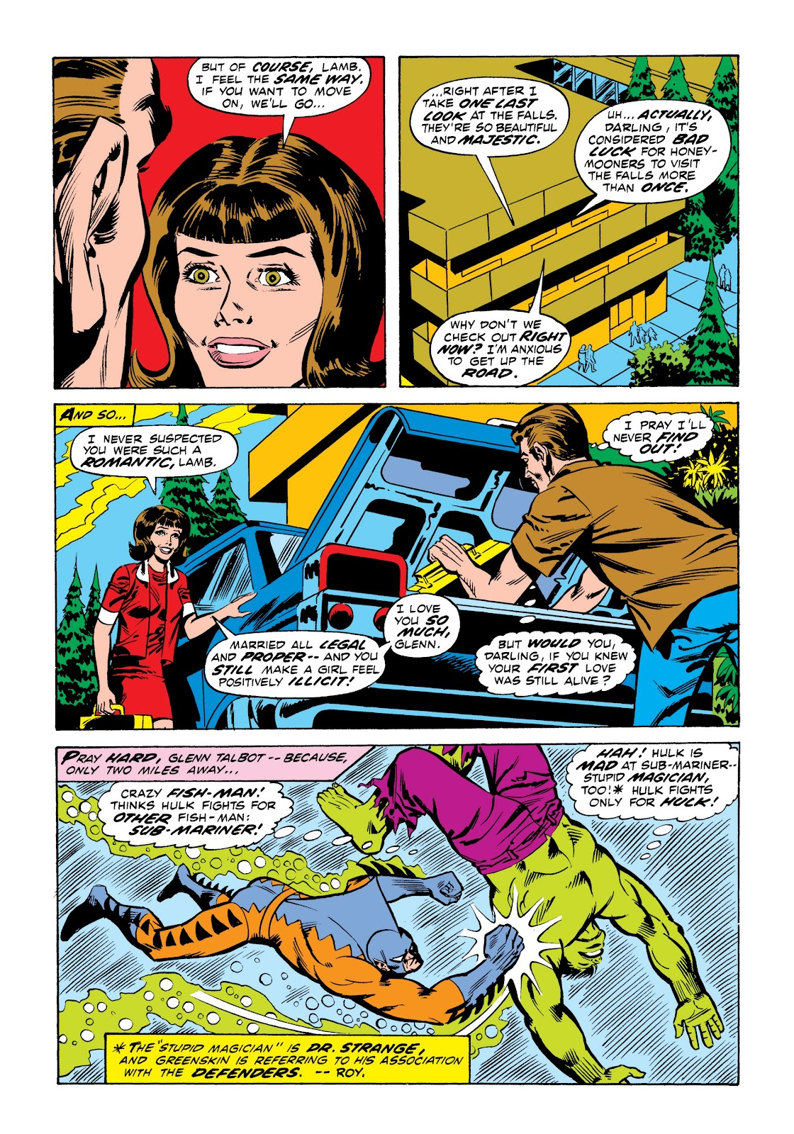 Read online Marvel Masterworks: The Incredible Hulk comic -  Issue # TPB 9 (Part 1) - 86
