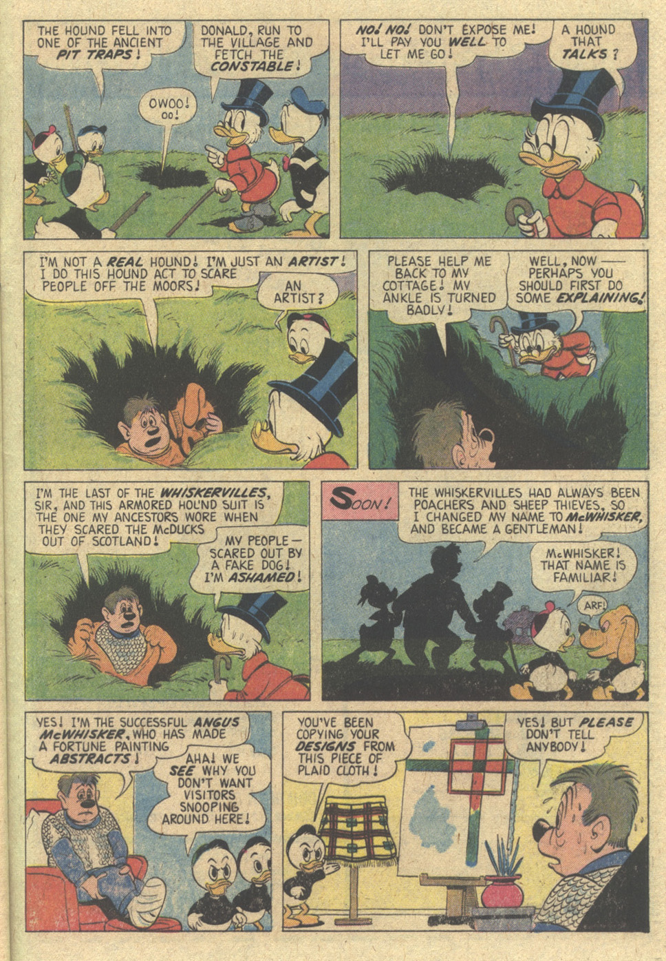 Read online Uncle Scrooge (1953) comic -  Issue #165 - 29