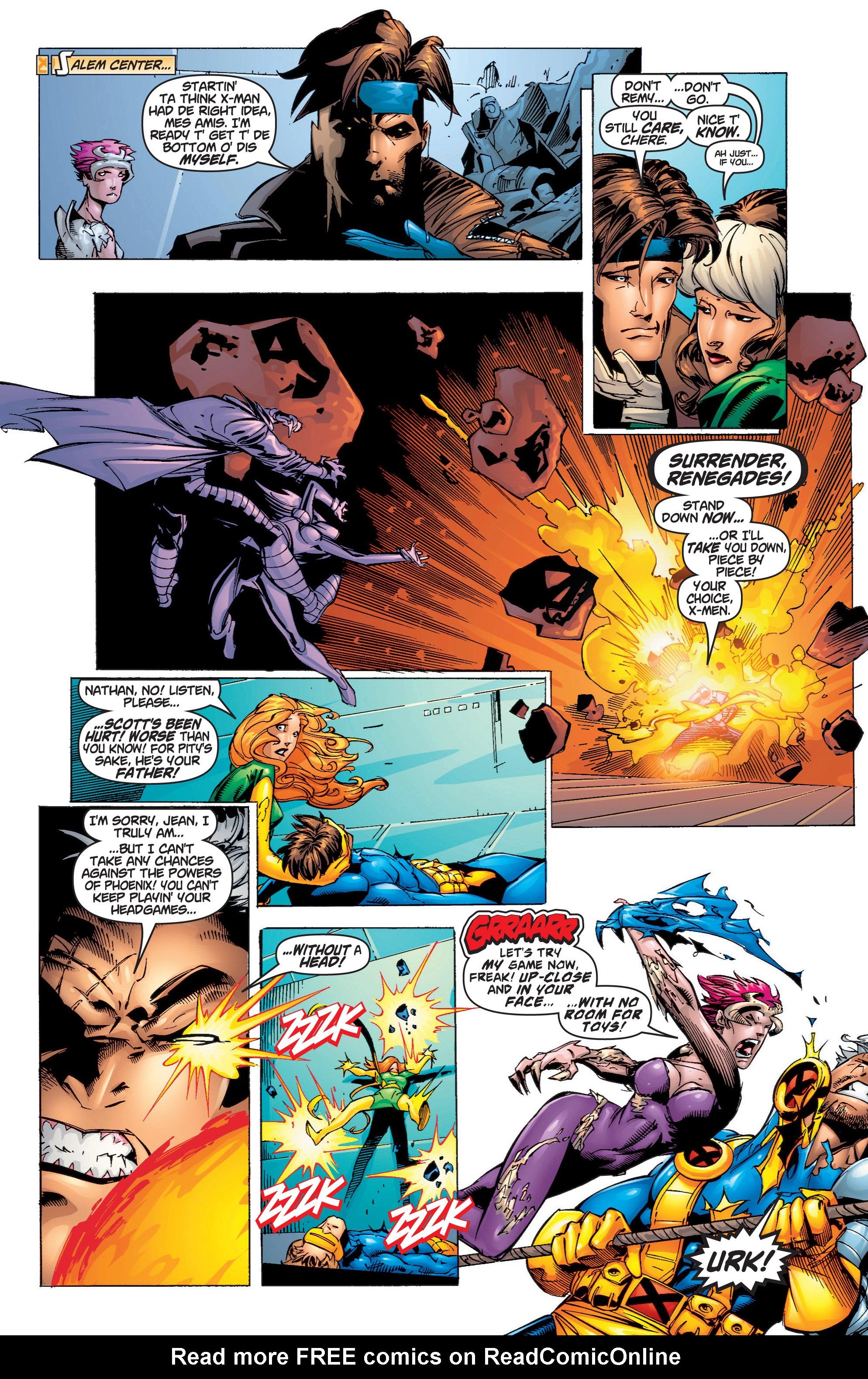 Read online Uncanny X-Men (1963) comic -  Issue #375 - 18