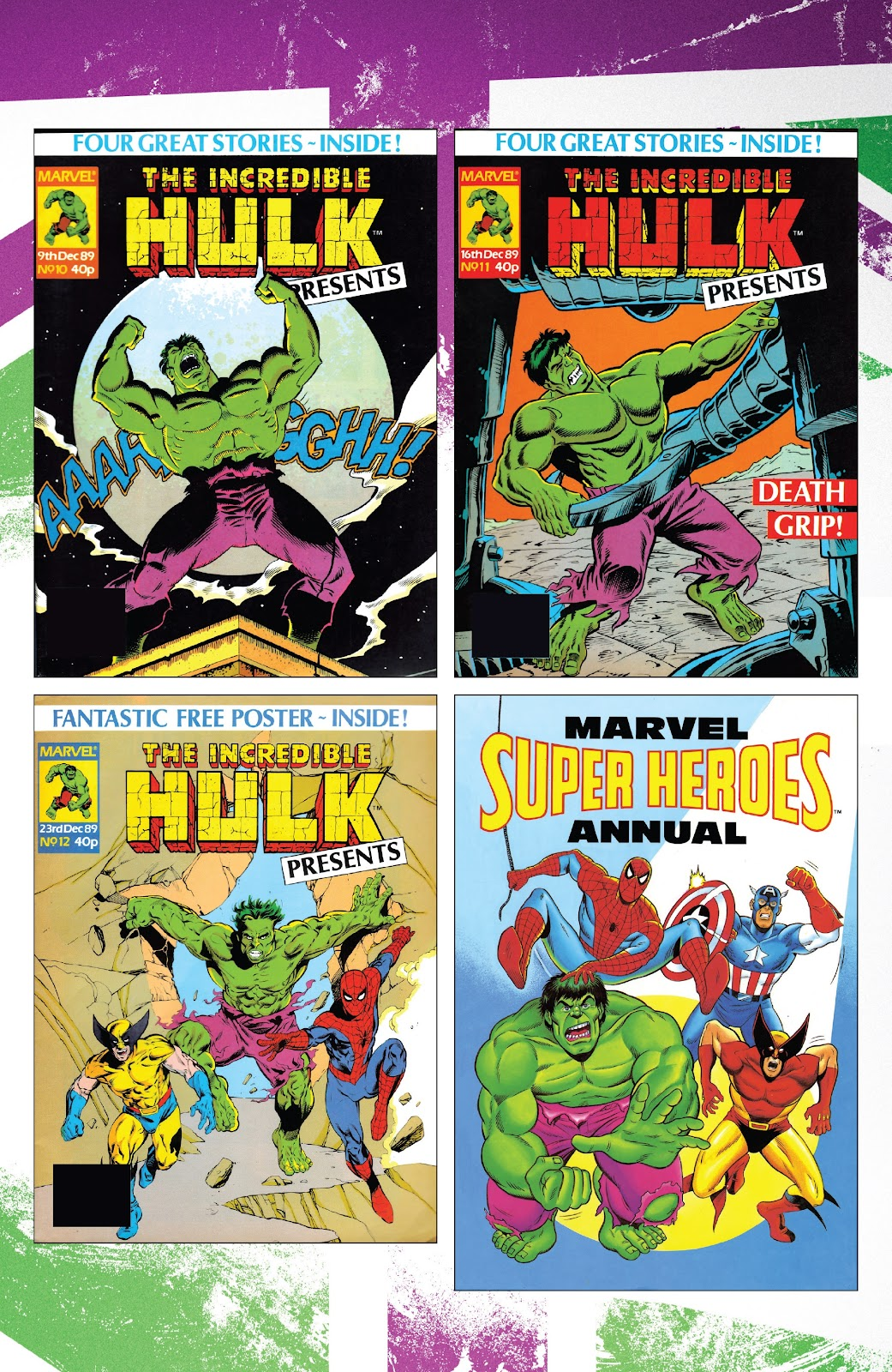 Read online Hulk: From The Marvel UK Vaults comic -  Issue # TPB (Part 3) - 62