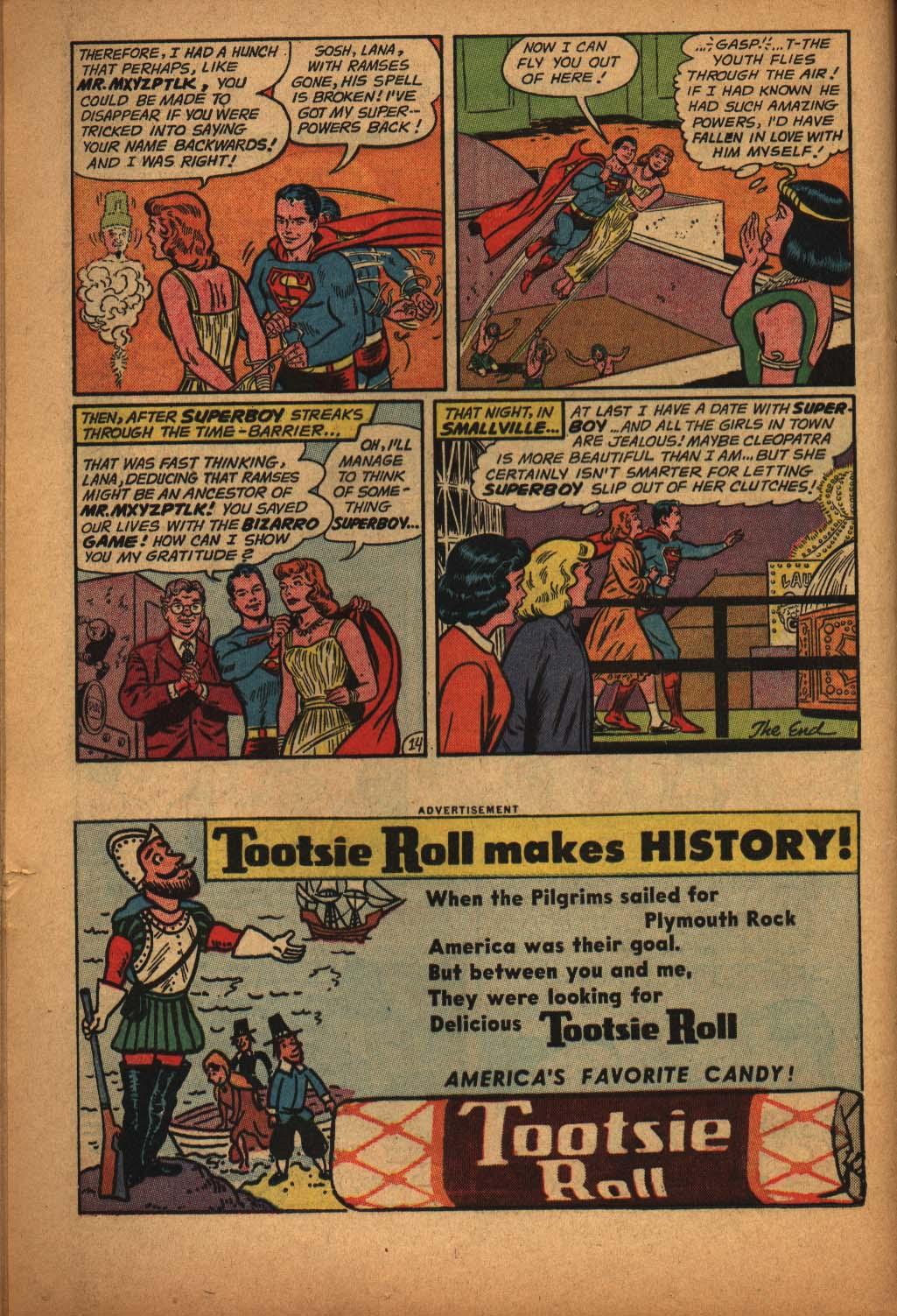 Read online Adventure Comics (1938) comic -  Issue #291 - 16