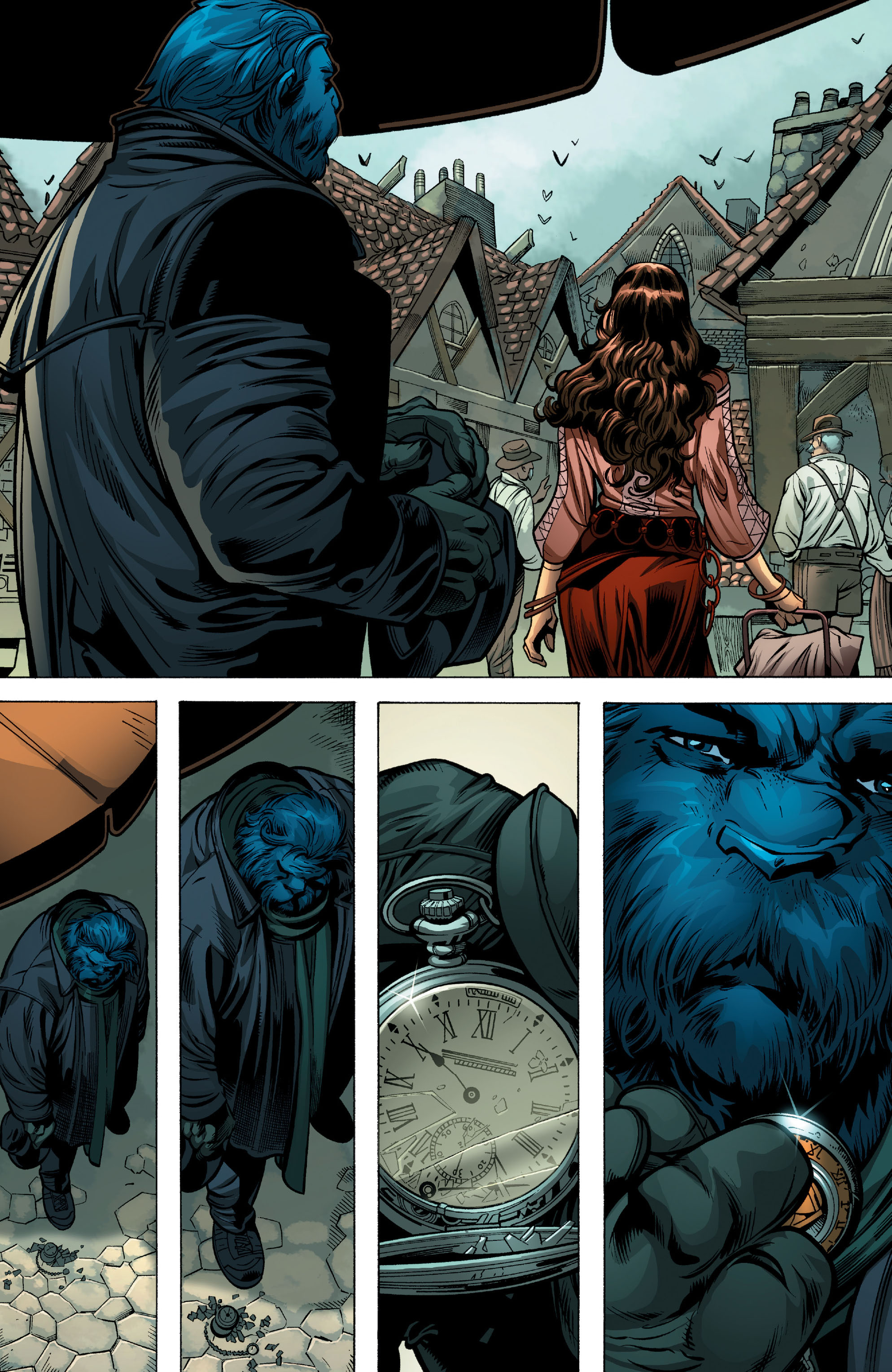 X-Men (1991) 204 Page 36