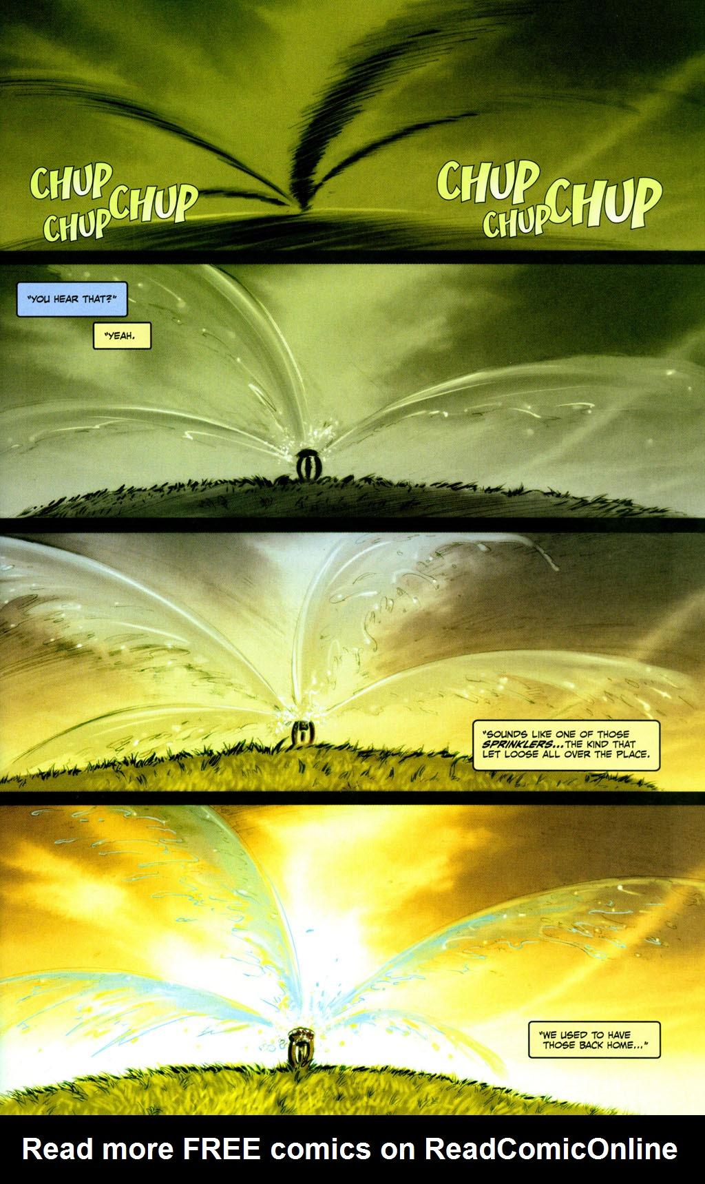 Read online Snake Eyes: Declassified comic -  Issue #1 - 3