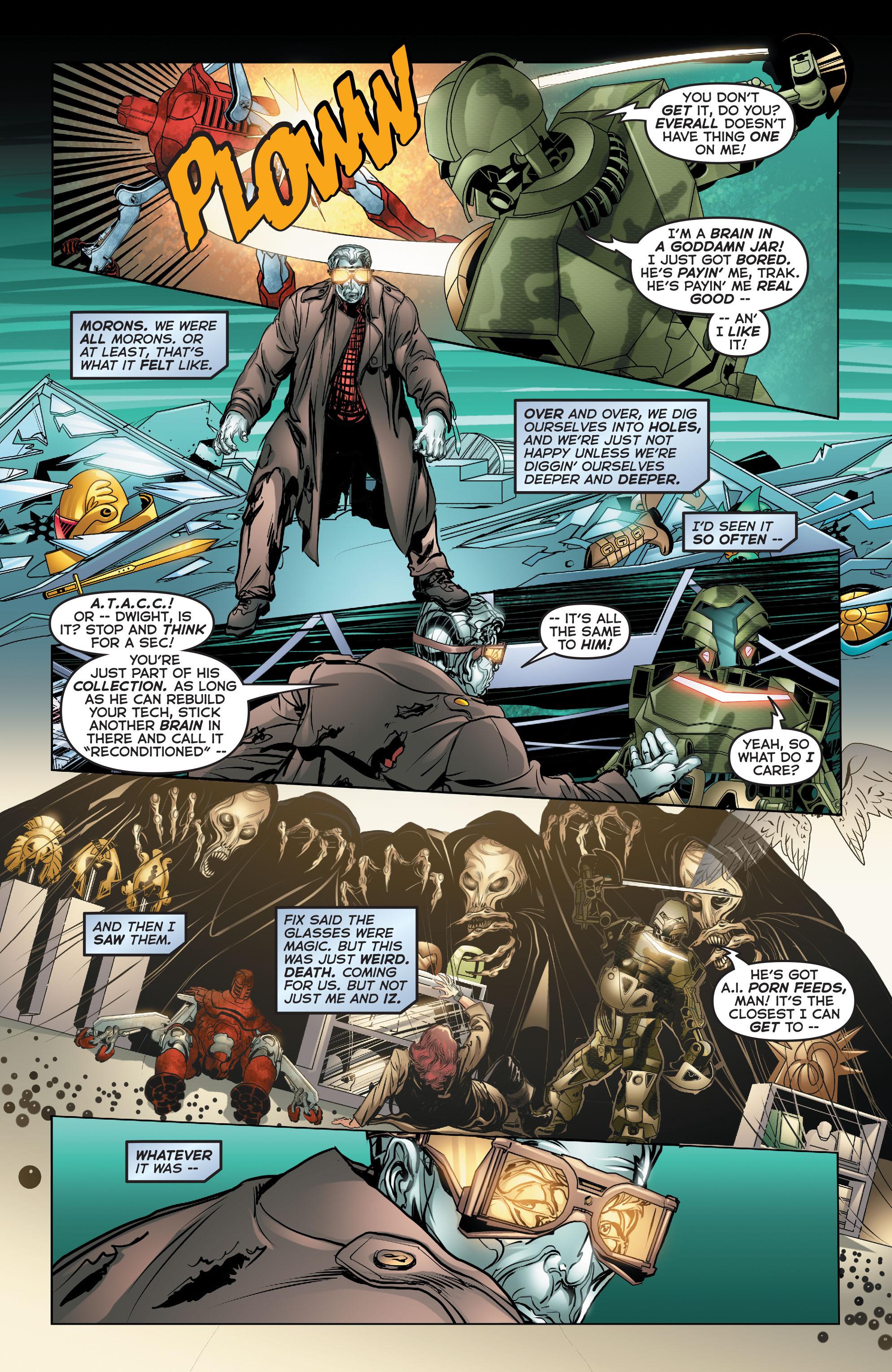 Read online Astro City comic -  Issue #34 - 8