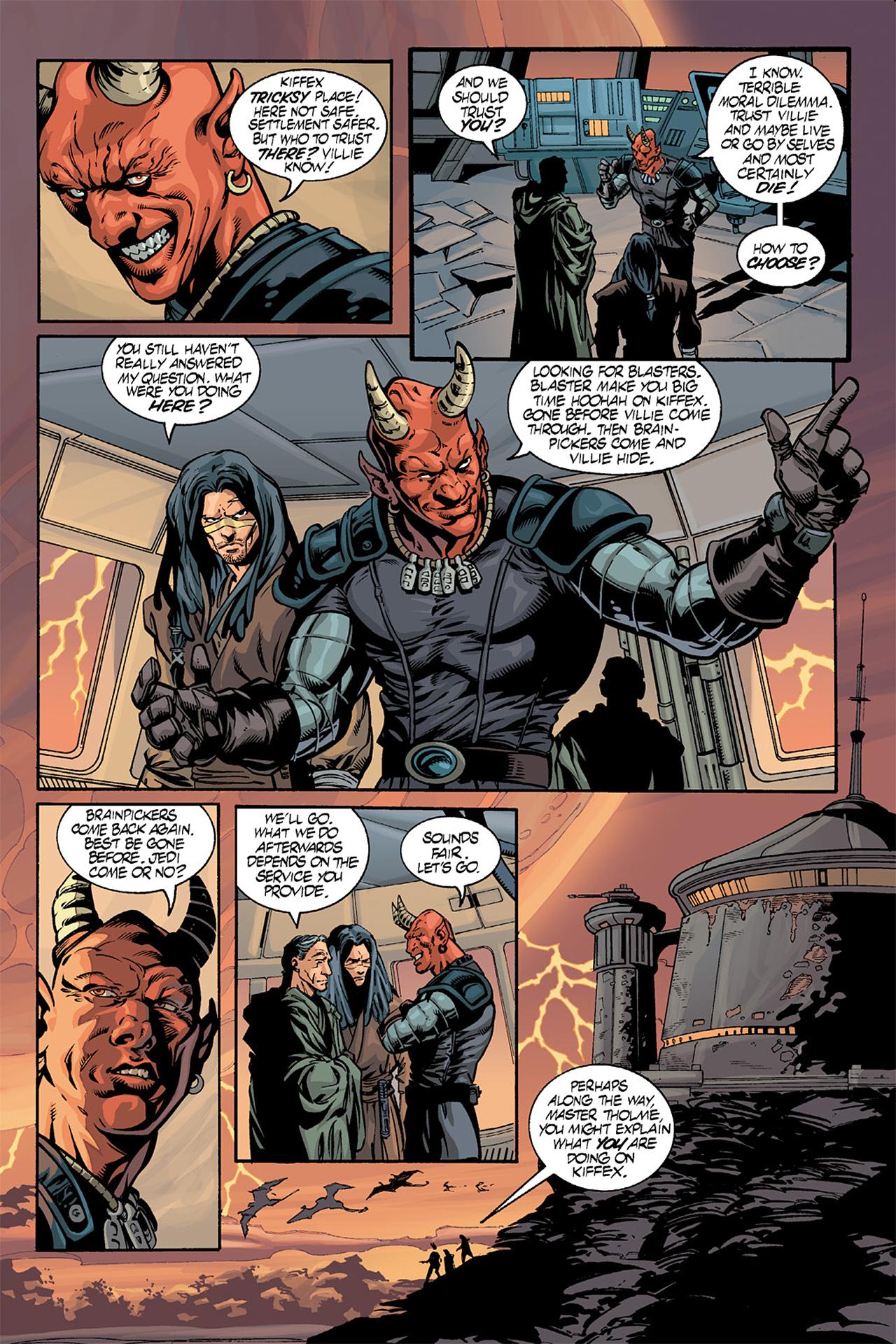 Read online Star Wars Omnibus comic -  Issue # Vol. 15 - 207