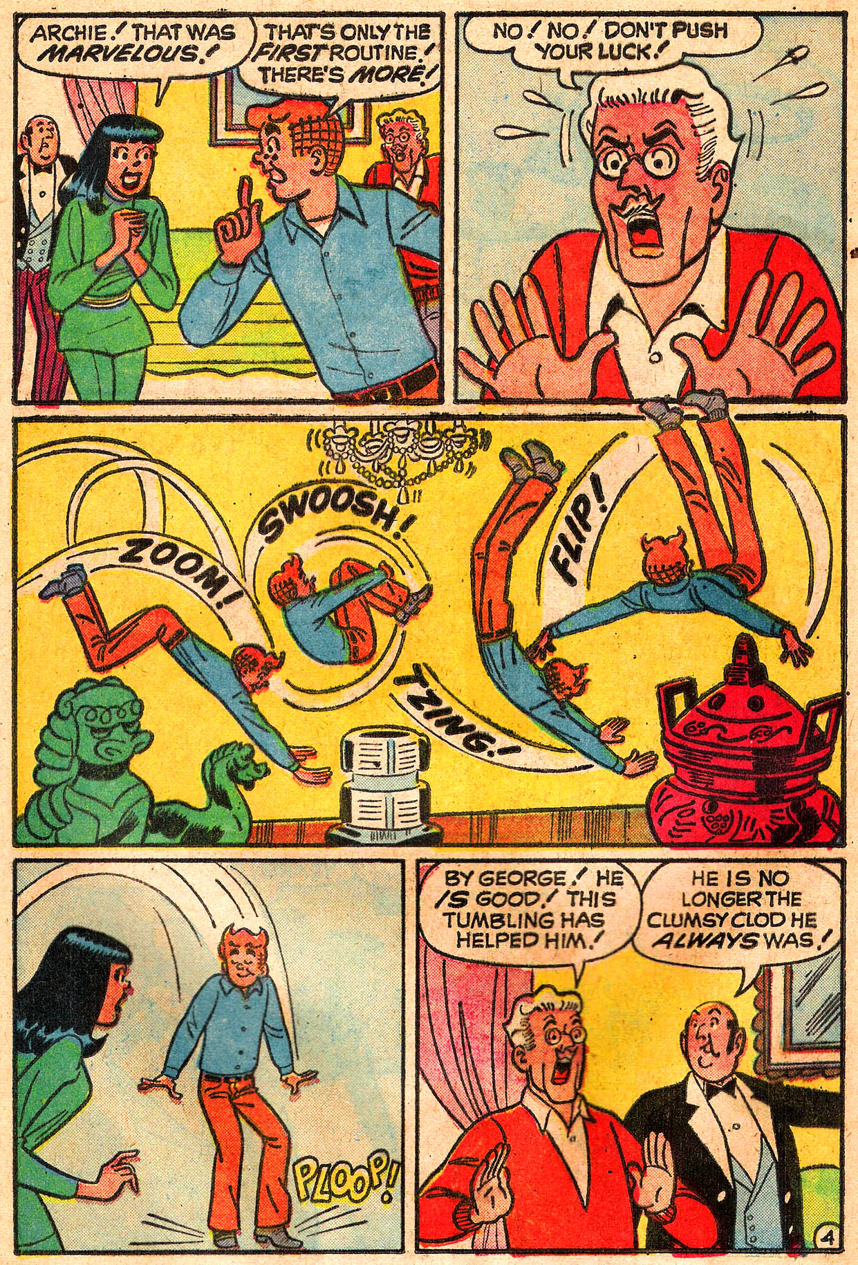 Read online Archie (1960) comic -  Issue #225 - 16