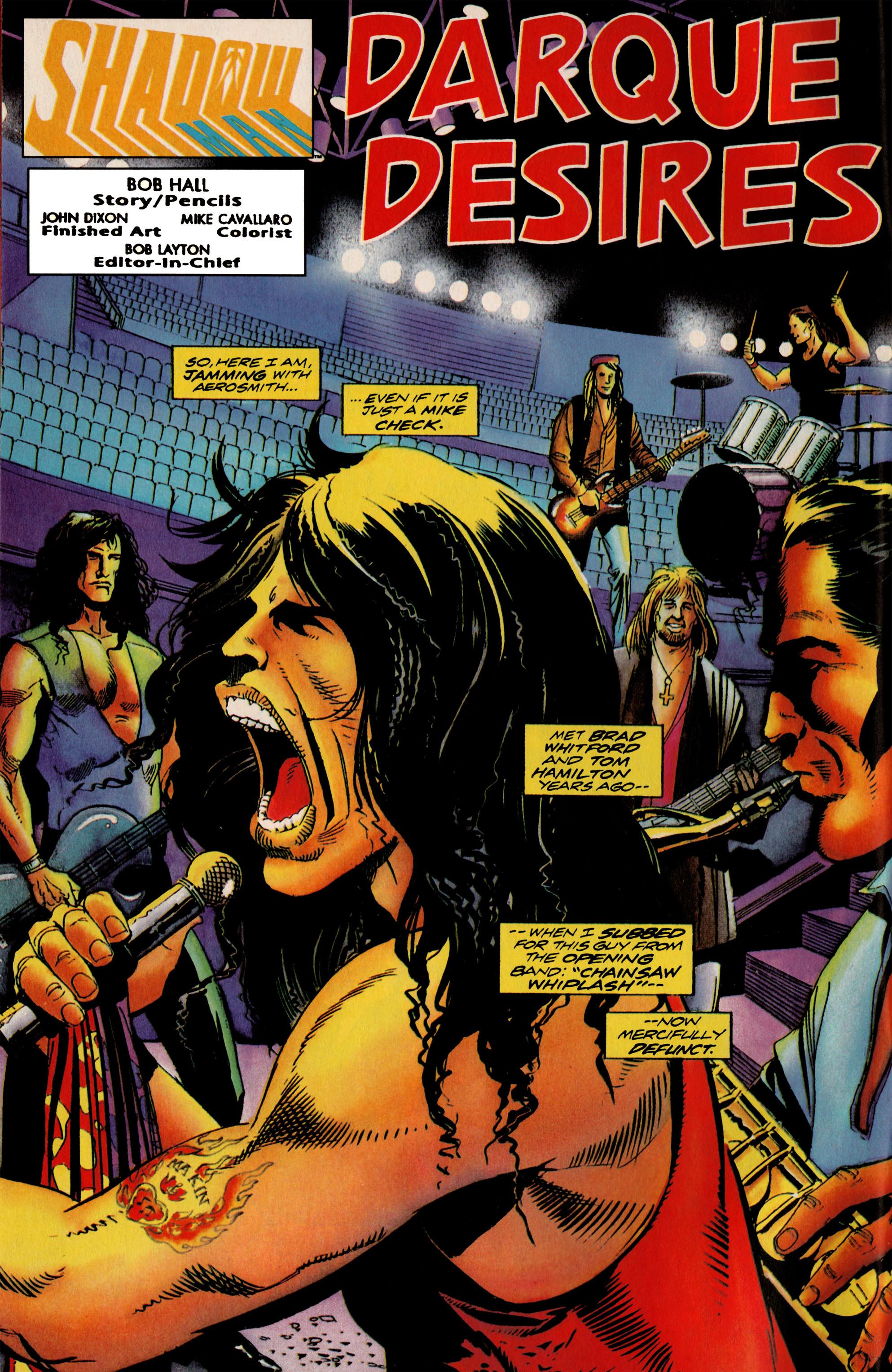 Read online Shadowman (1992) comic -  Issue #19 - 3