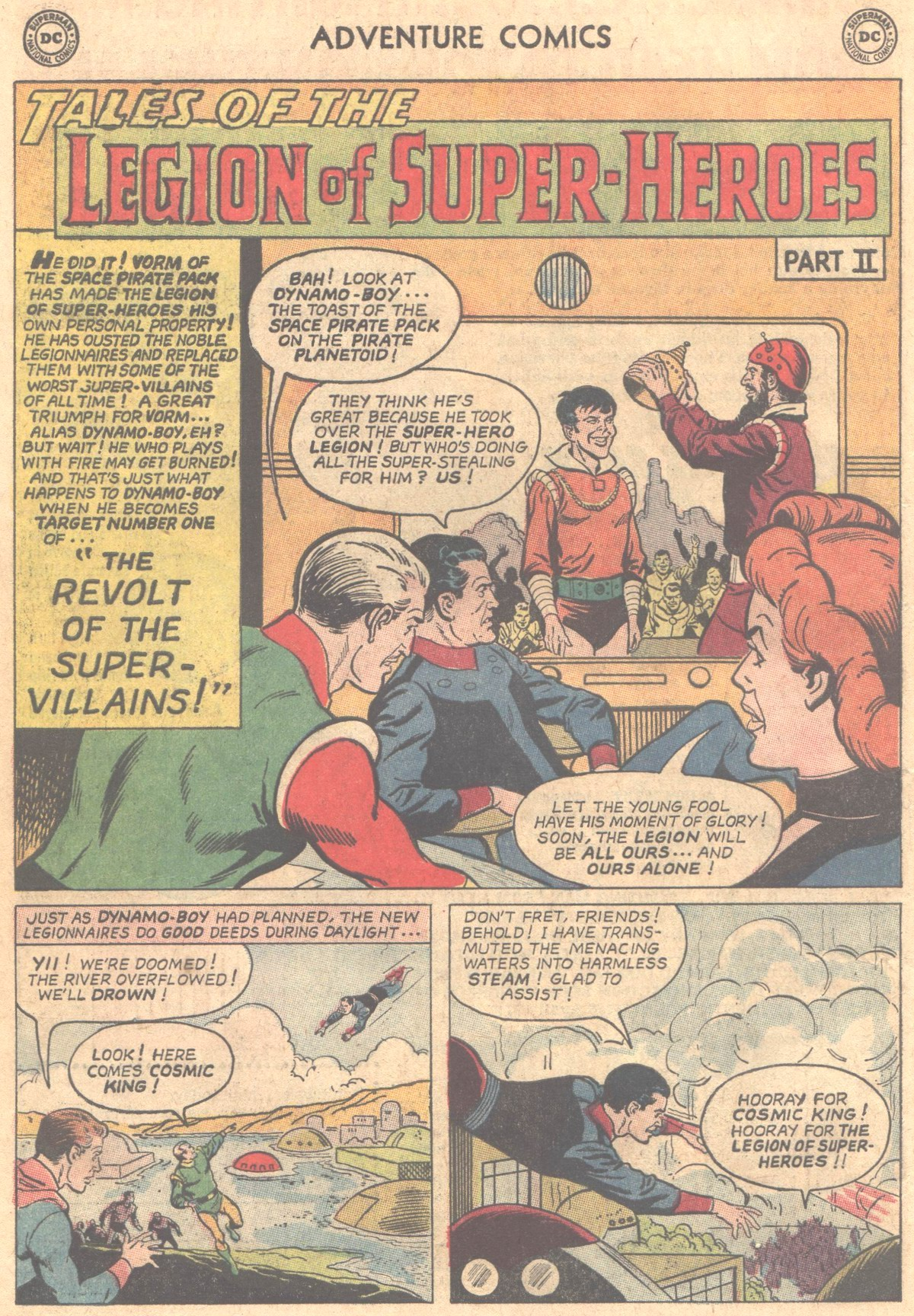 Read online Adventure Comics (1938) comic -  Issue #331 - 11