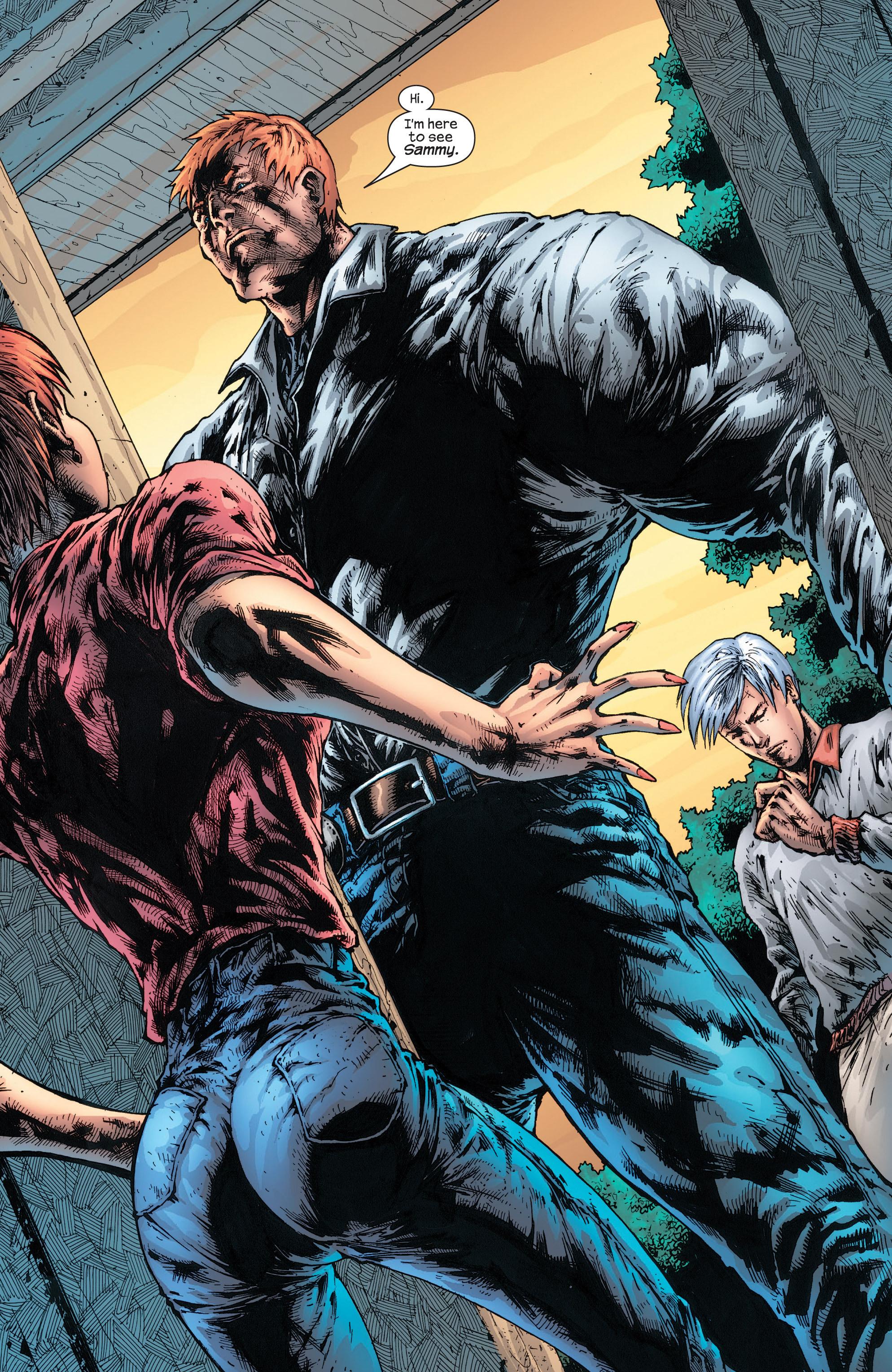 Read online Uncanny X-Men (1963) comic -  Issue #432 - 9