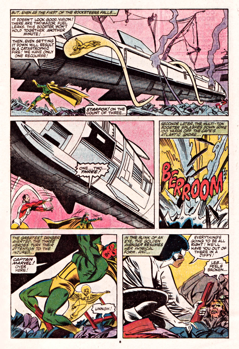 The Avengers (1963) 244 Page 8