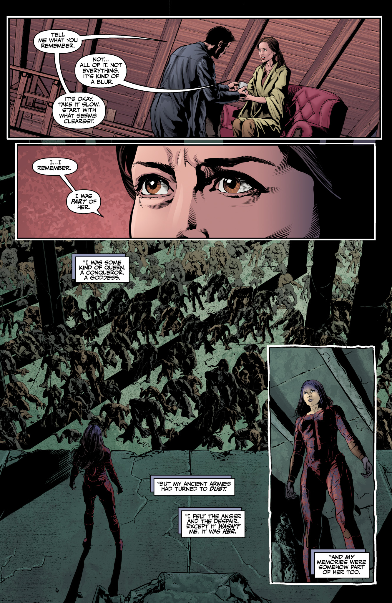 Read online Angel & Faith Season 10 comic -  Issue #11 - 15