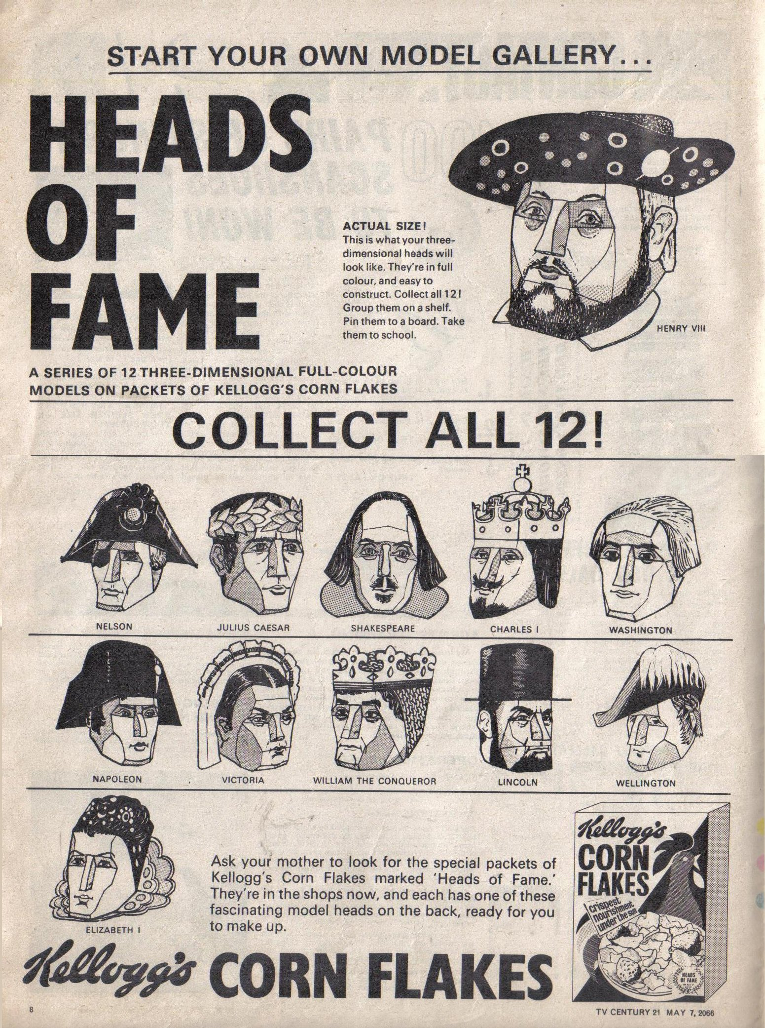 Read online TV Century 21 (TV 21) comic -  Issue #68 - 8