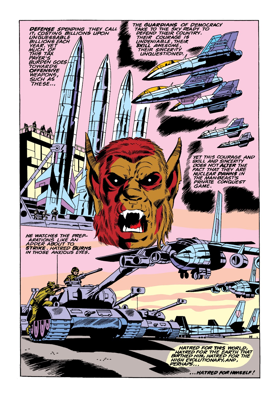 Read online Marvel Masterworks: The Incredible Hulk comic -  Issue # TPB 10 (Part 2) - 56