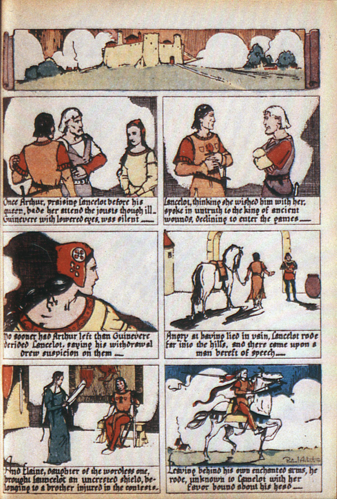 Read online Adventure Comics (1938) comic -  Issue #6 - 57