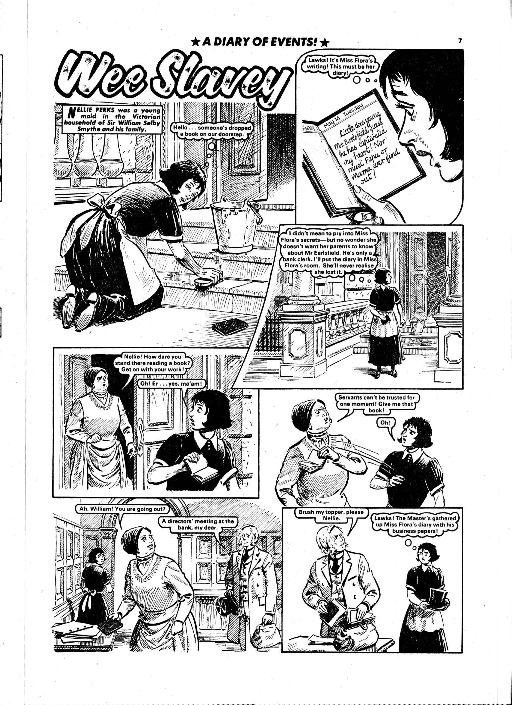Read online Judy comic -  Issue #97 - 7